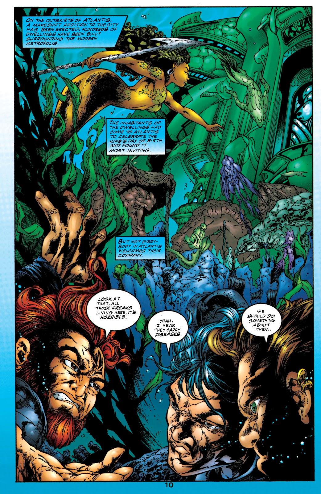Aquaman (1994) Issue #53 #59 - English 11