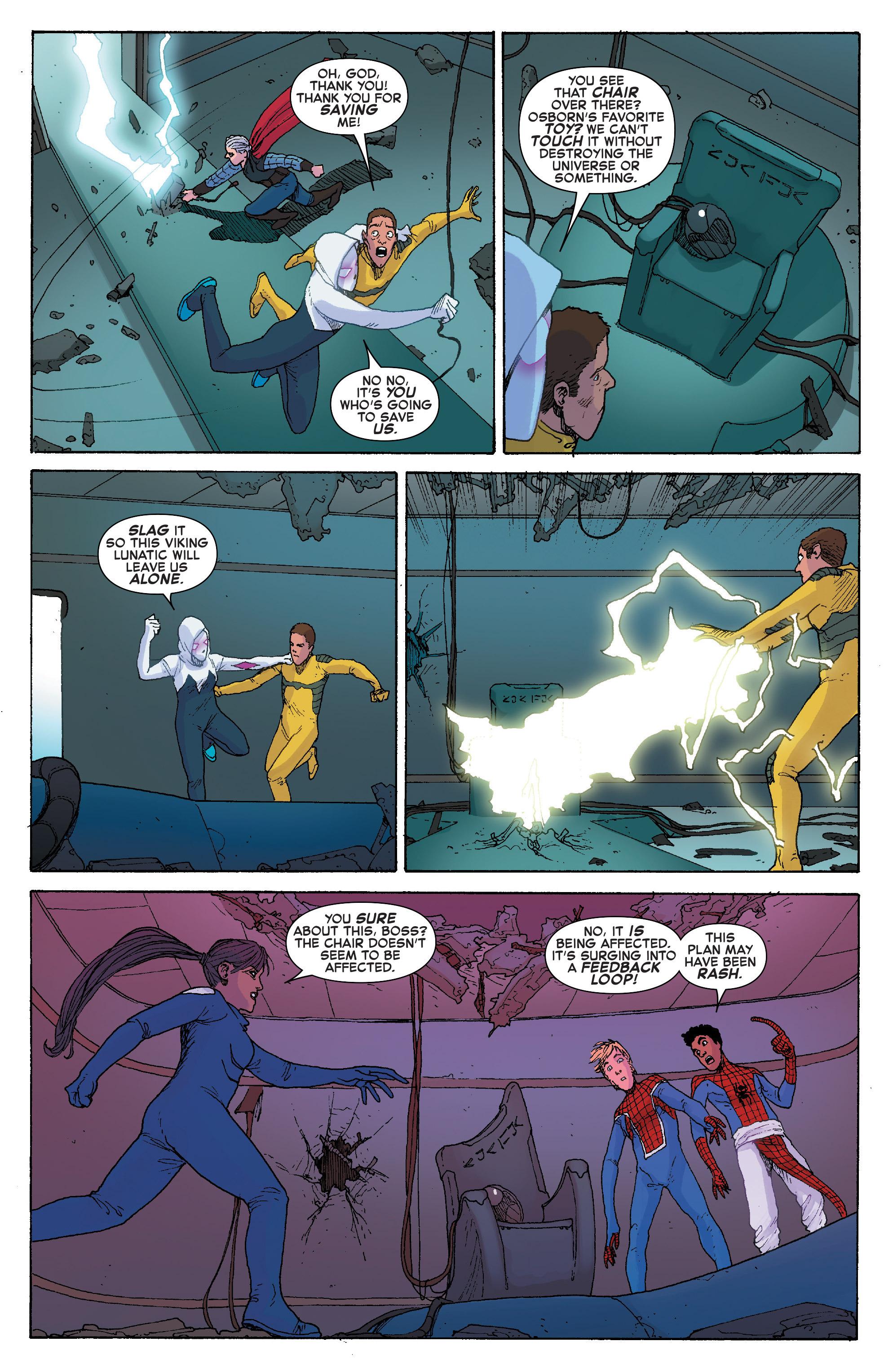 Read online Spider-Verse [II] comic -  Issue #5 - 13