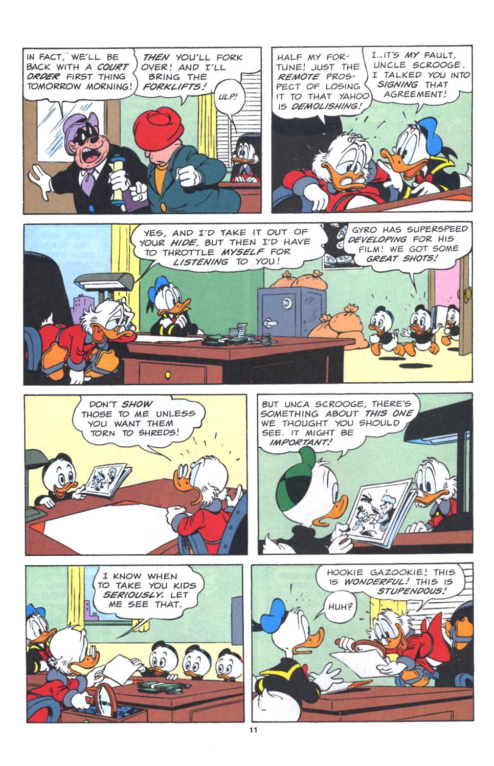 Uncle Scrooge (1953) Issue #250 #250 - English 35
