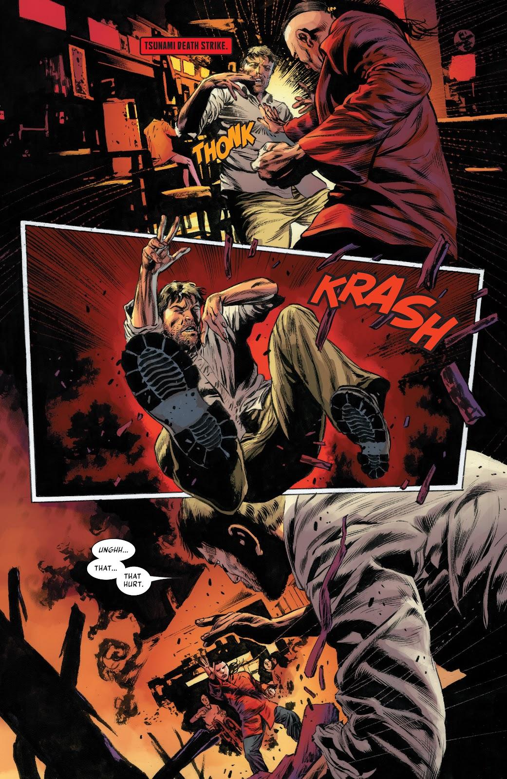 Iron Fist (2017) Issue #1 #1 - English 18