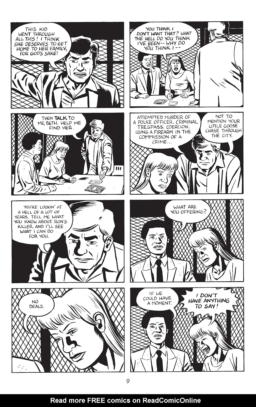 Stray Bullets Issue #29 #29 - English 11