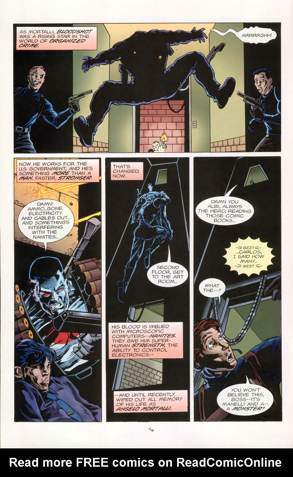 Read online Bloodshot (1993) comic -  Issue #49 - 3