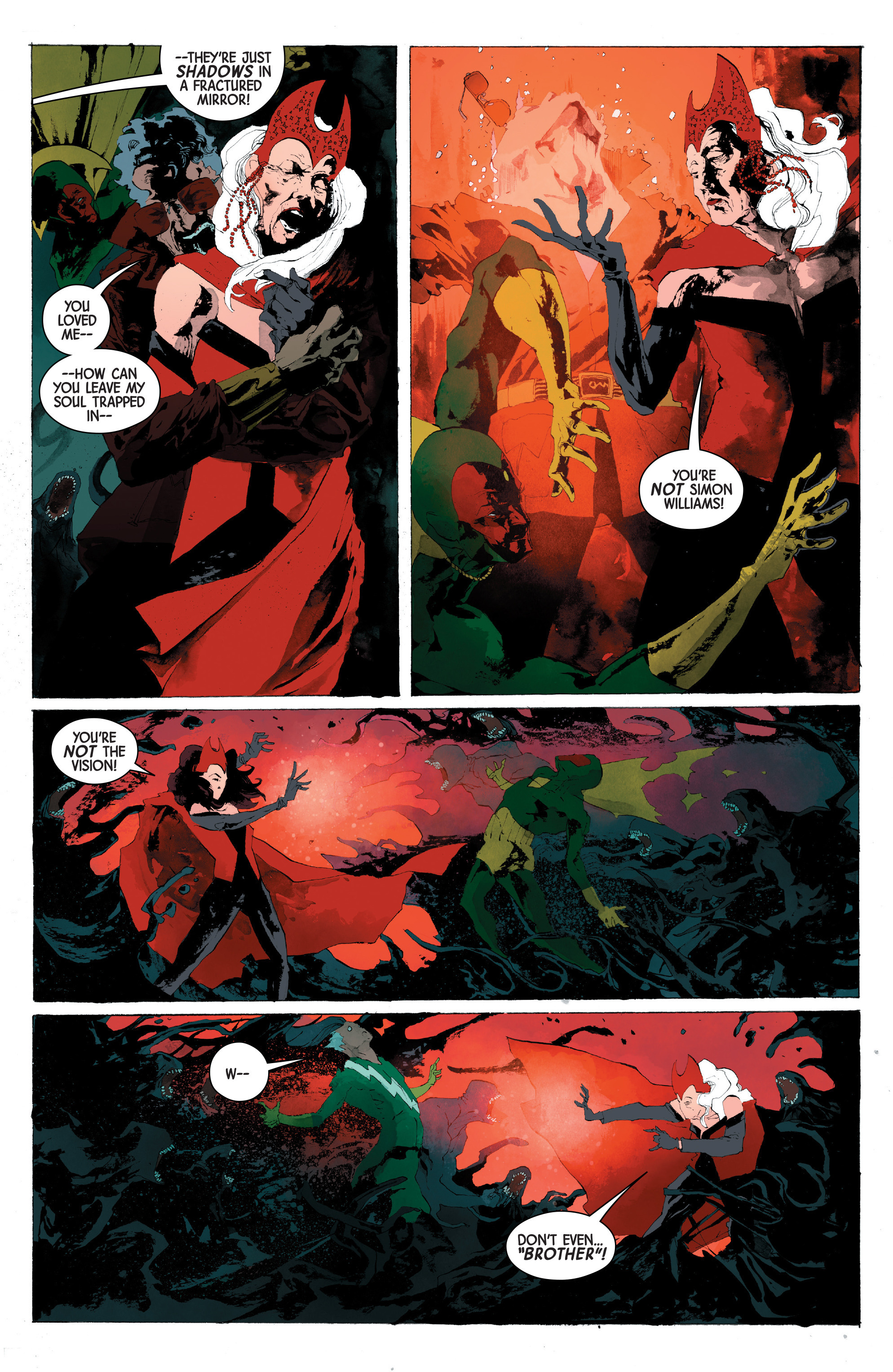 Read online Scarlet Witch (2016) comic -  Issue #13 - 15
