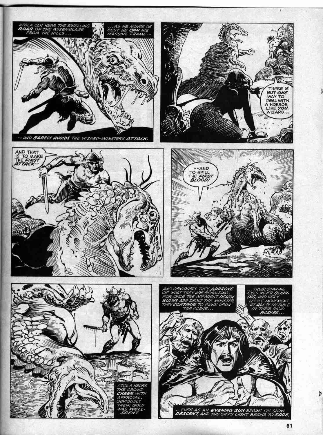The Savage Sword Of Conan Issue #46 #47 - English 59