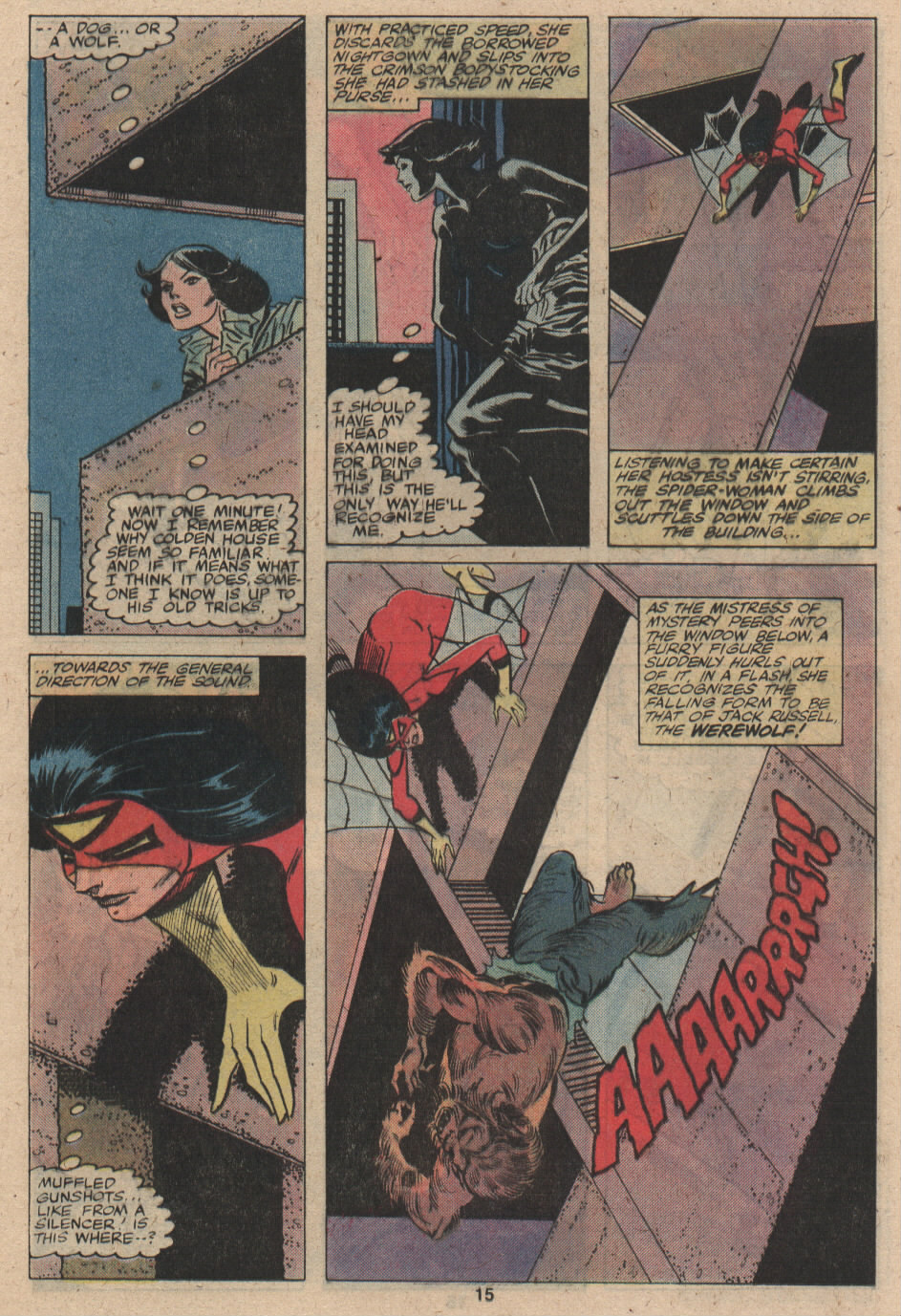 Spider-Woman (1978) #19 #32 - English 10