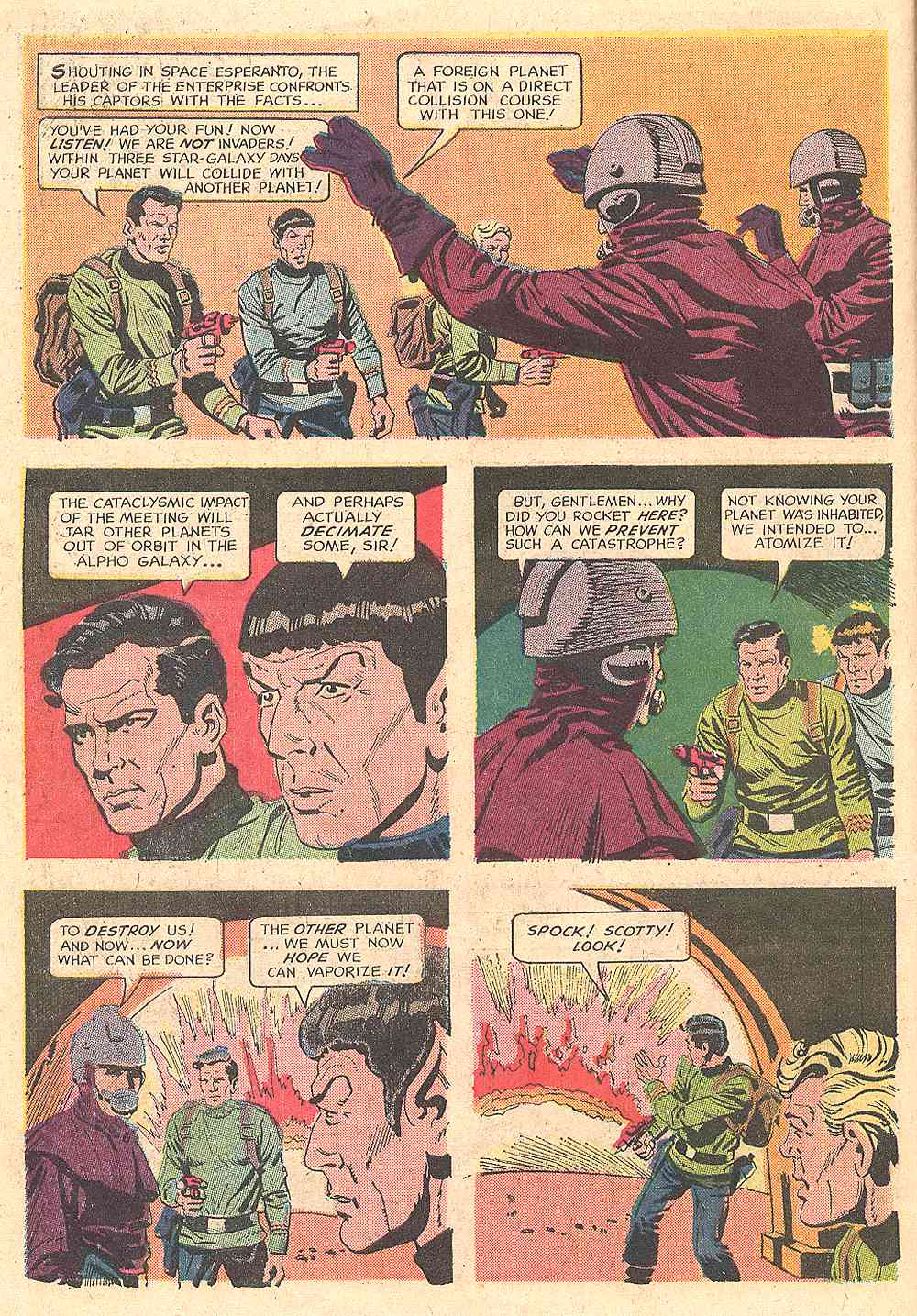 Star Trek (1967) Issue #6 #6 - English 9