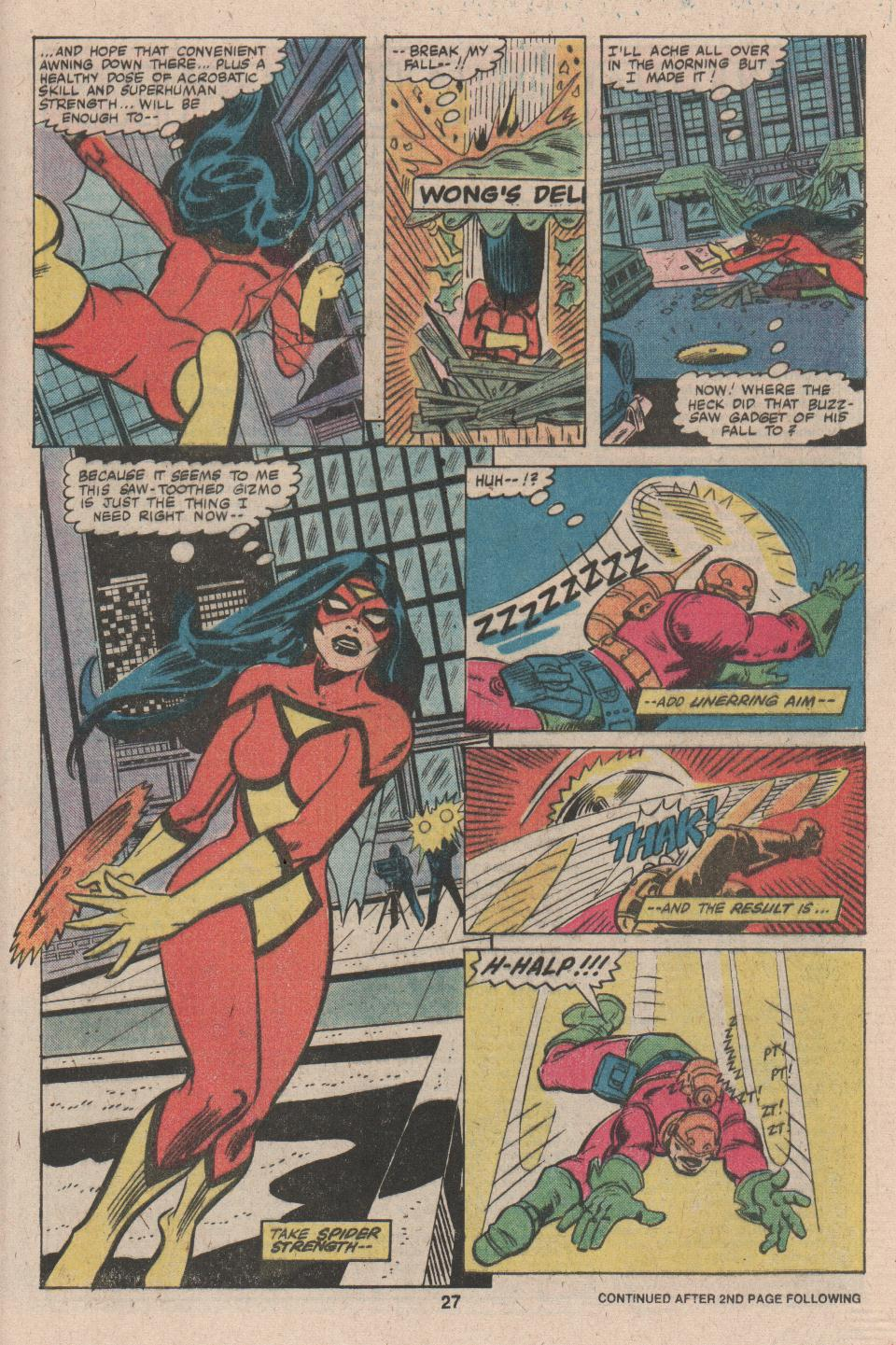 Spider-Woman (1978) Issue #26 #26 - English 17