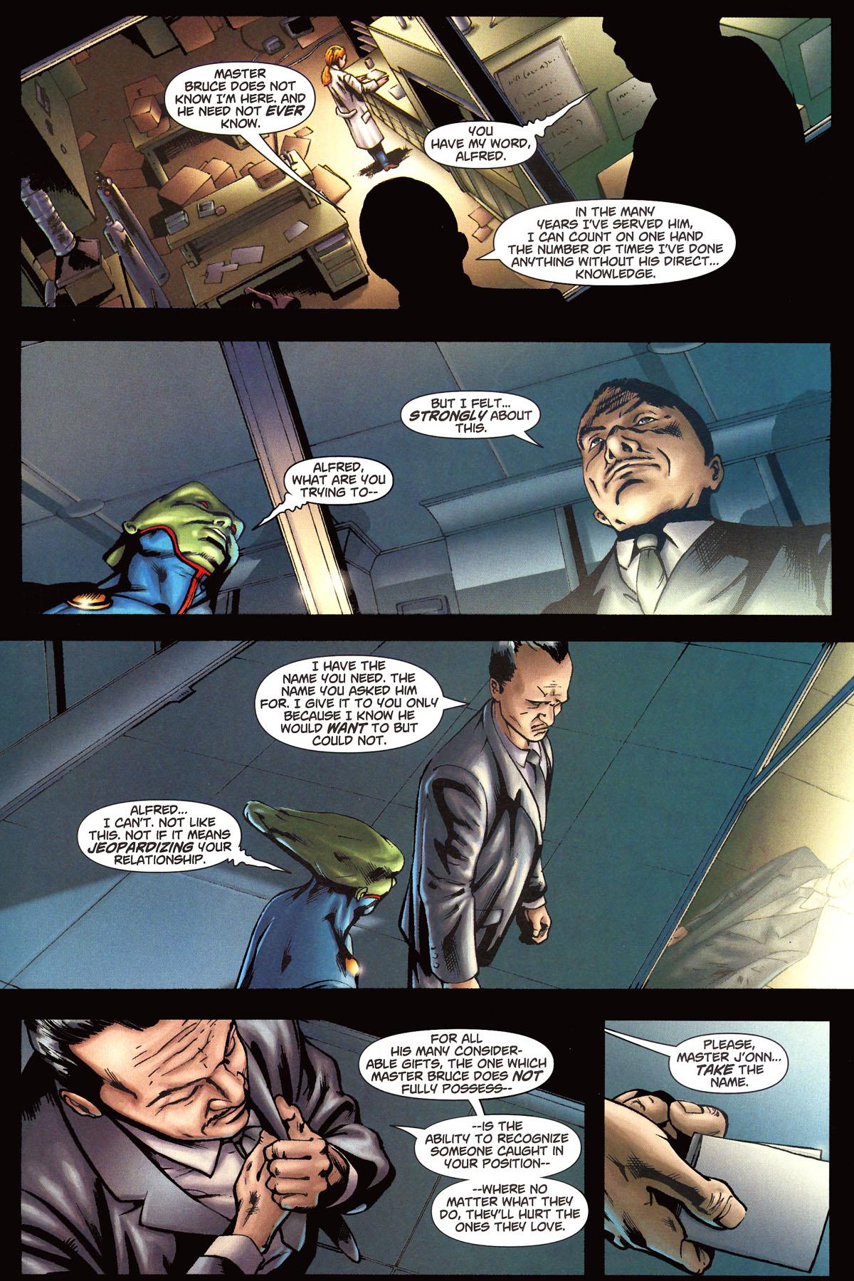 Read online Martian Manhunter (2006) comic -  Issue #6 - 14