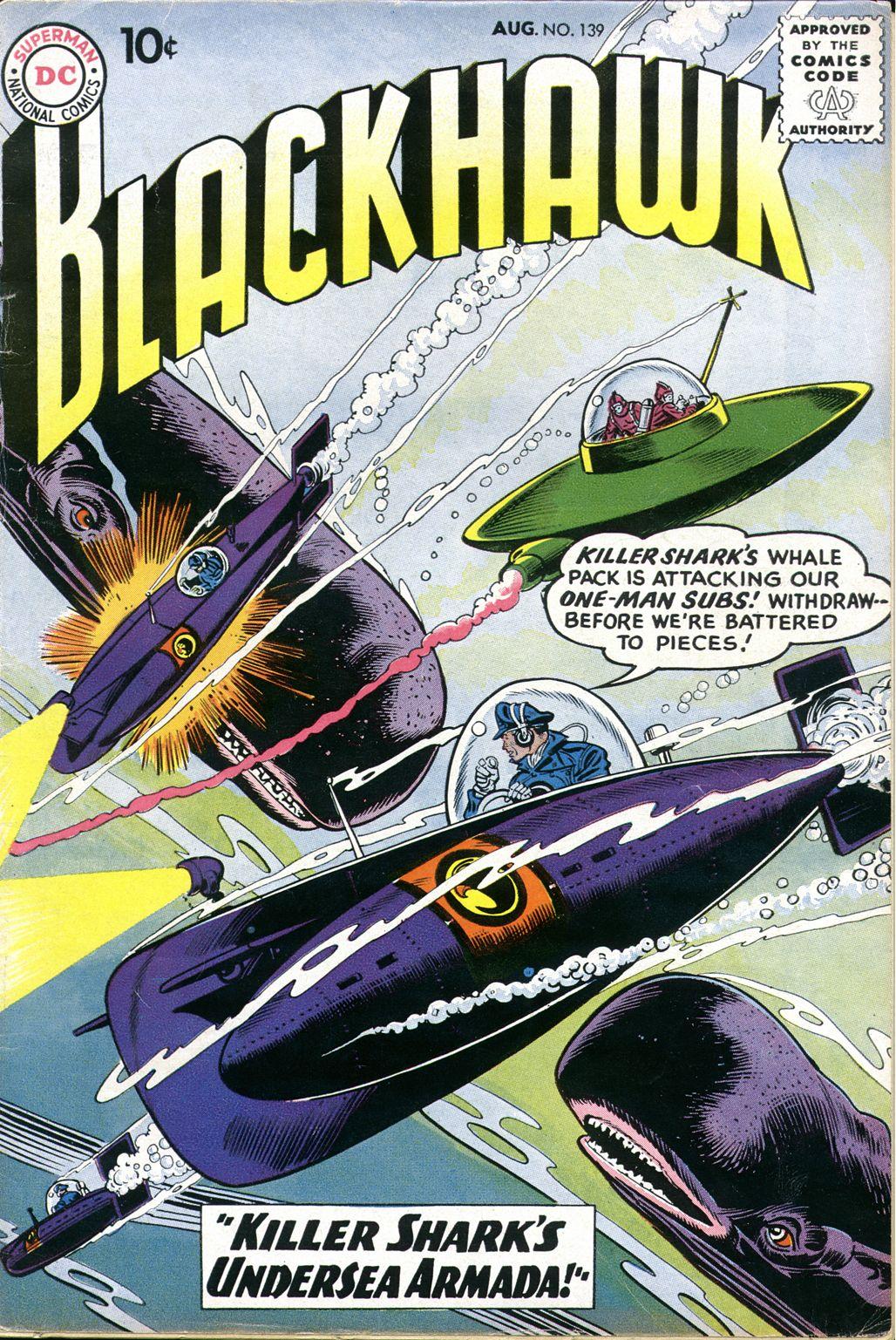Blackhawk (1957) 139 Page 1