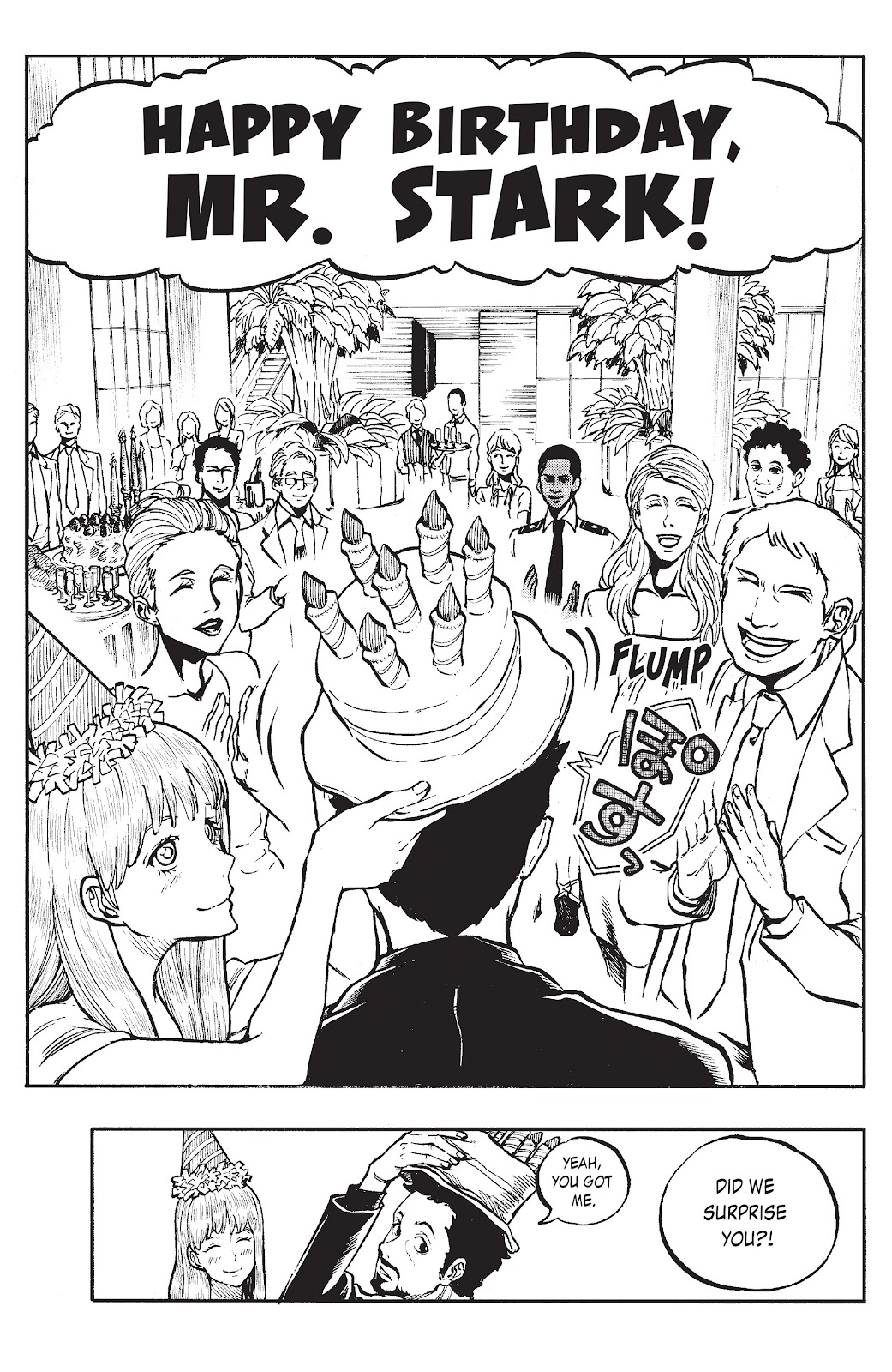 Zombies Assemble Issue #1 Page 9