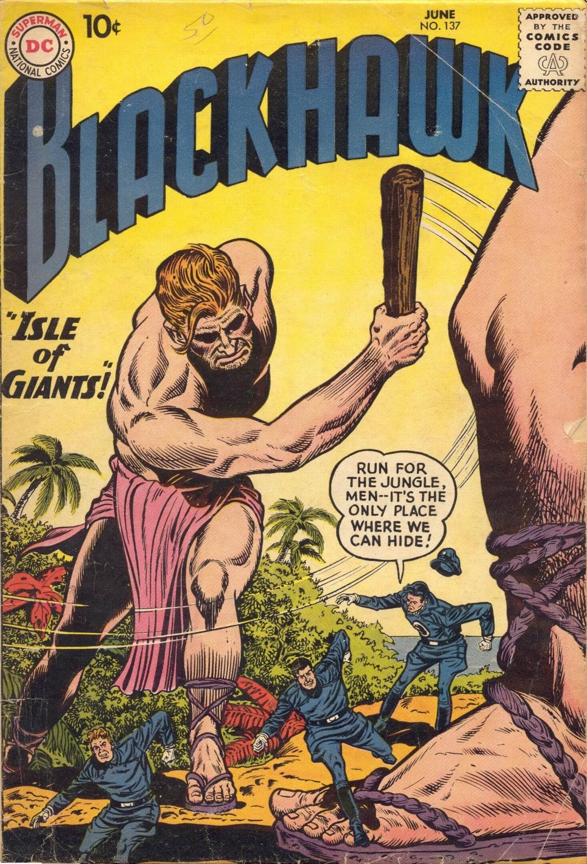 Blackhawk (1957) 137 Page 1