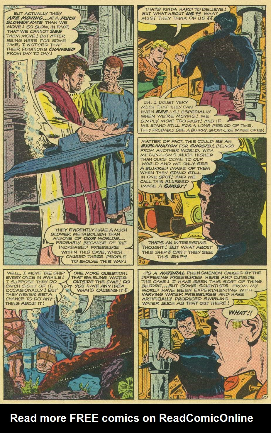 Read online Aquaman (1962) comic -  Issue #43 - 14