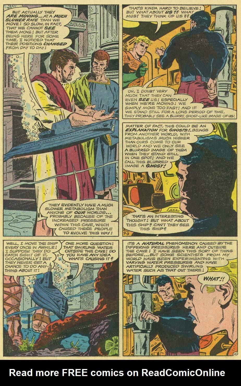 Aquaman (1962) Issue #43 #43 - English 14
