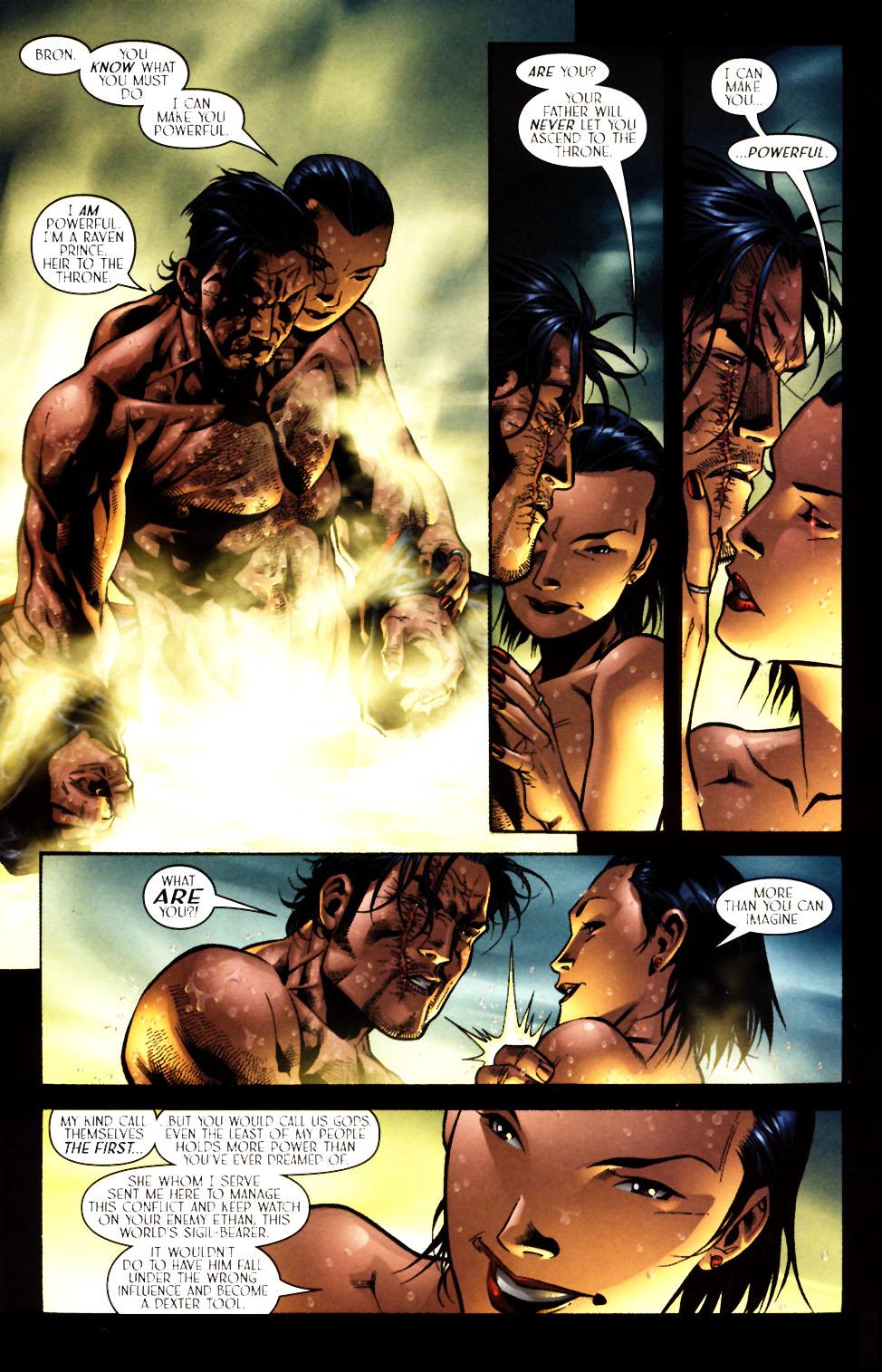 Read online Scion comic -  Issue #11 - 20