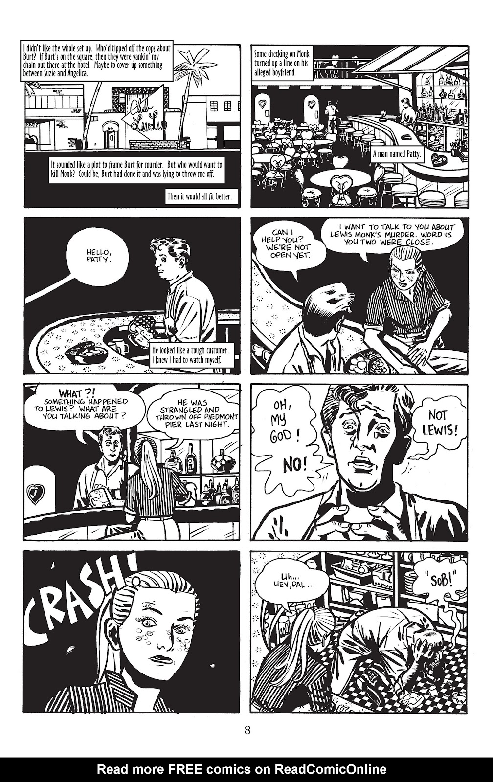 Stray Bullets Issue #18 #18 - English 10
