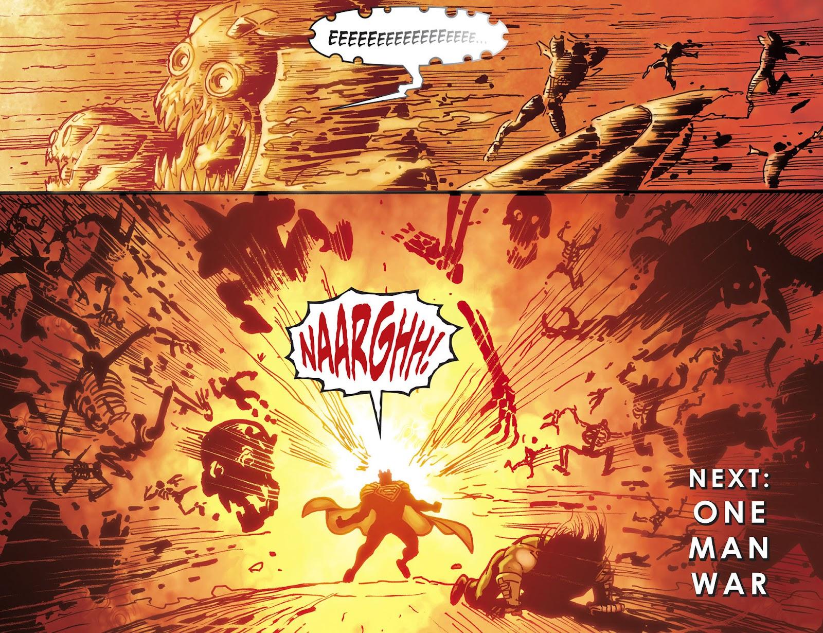 Injustice: Gods Among Us [I] Issue #23 #24 - English 22