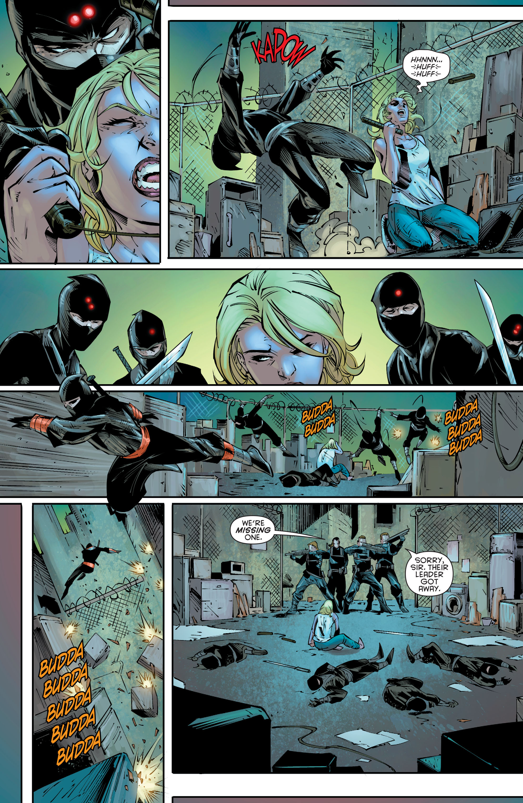 DC Comics: Zero Year chap tpb pic 197