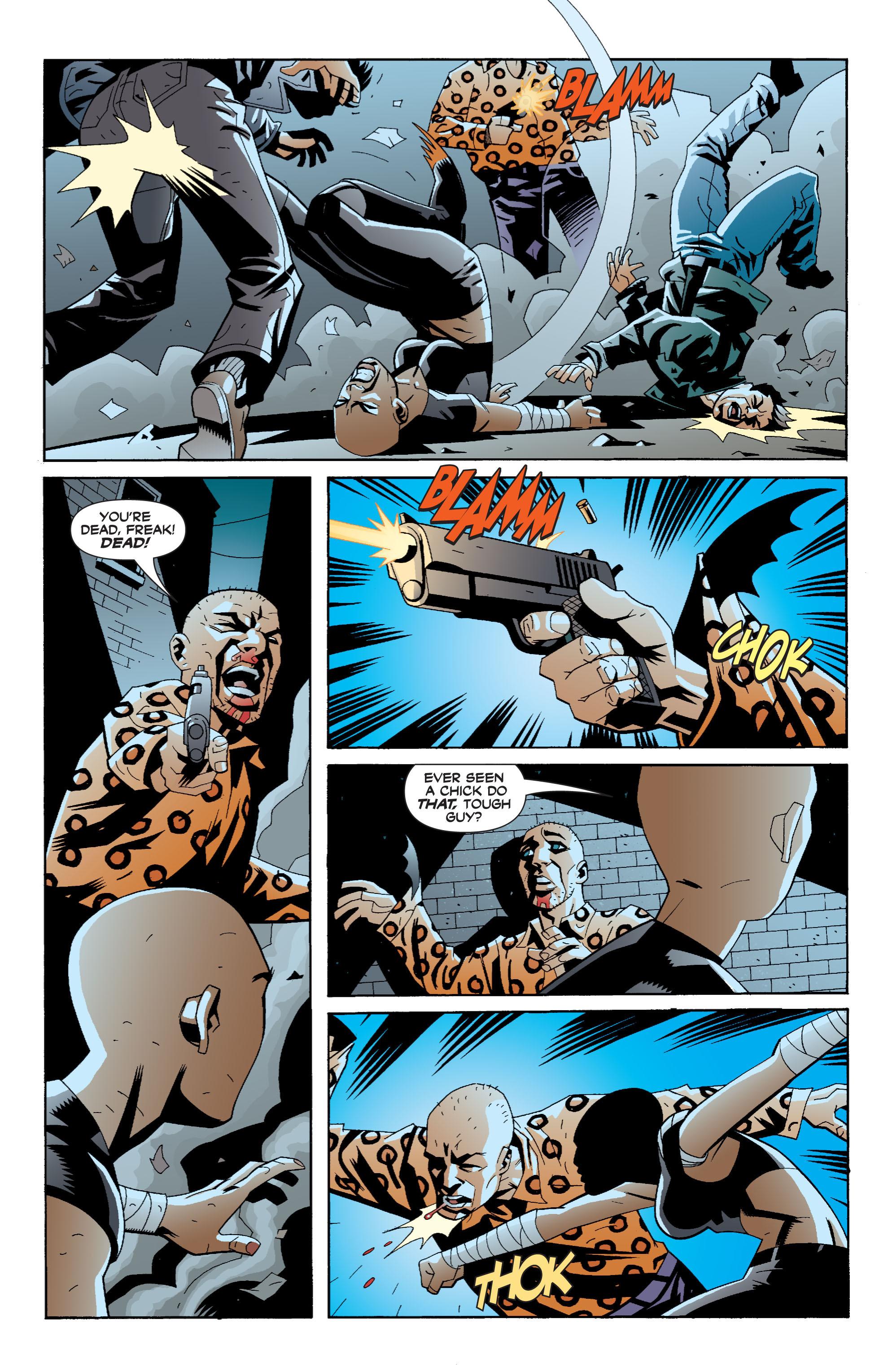Read online Batman: War Games comic -  Issue #6 - 11