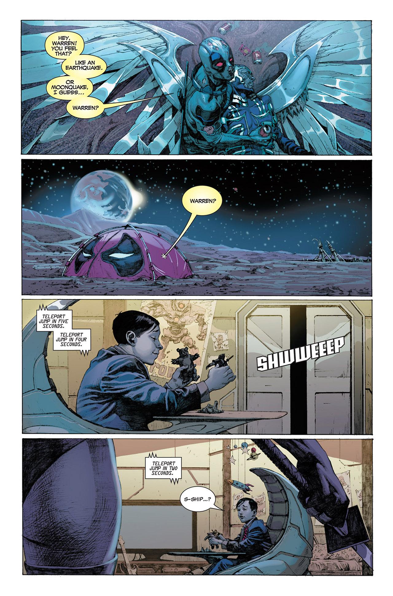 Uncanny X-Force (2010) #3 #35 - English 23