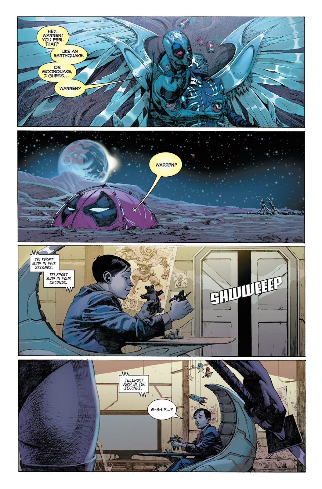Uncanny X-Force (2010) Issue #3 #3 - English 23