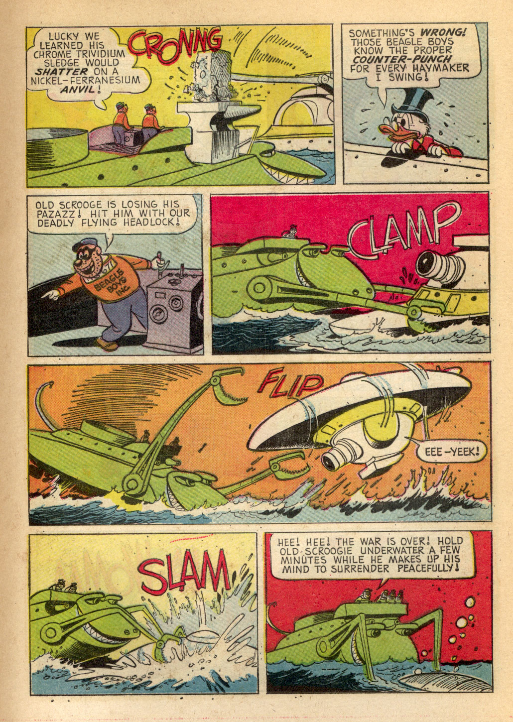 Uncle Scrooge (1953) Issue #70 #70 - English 13