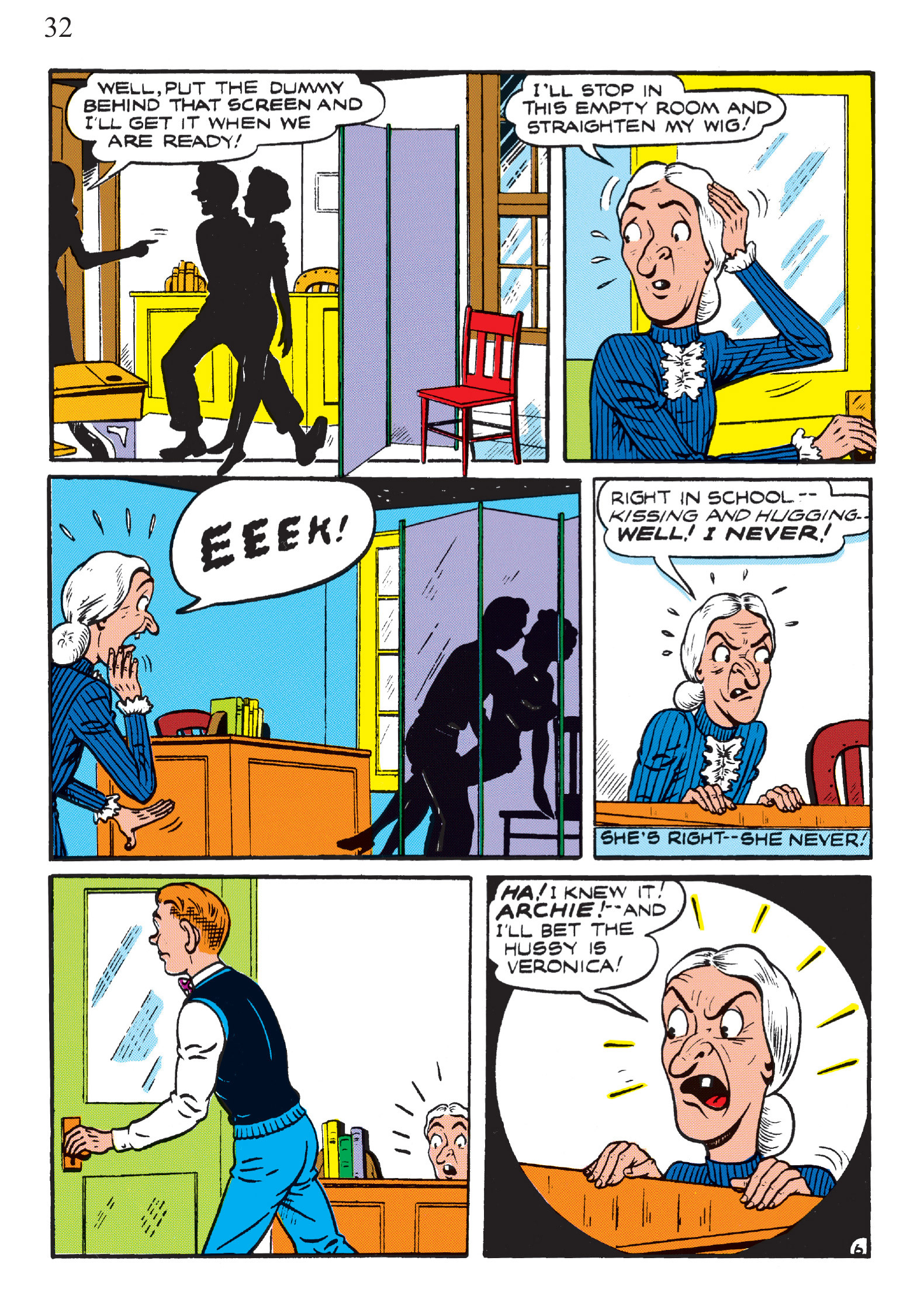 Read online The Best of Archie Comics comic -  Issue # TPB 2 (Part 1) - 34