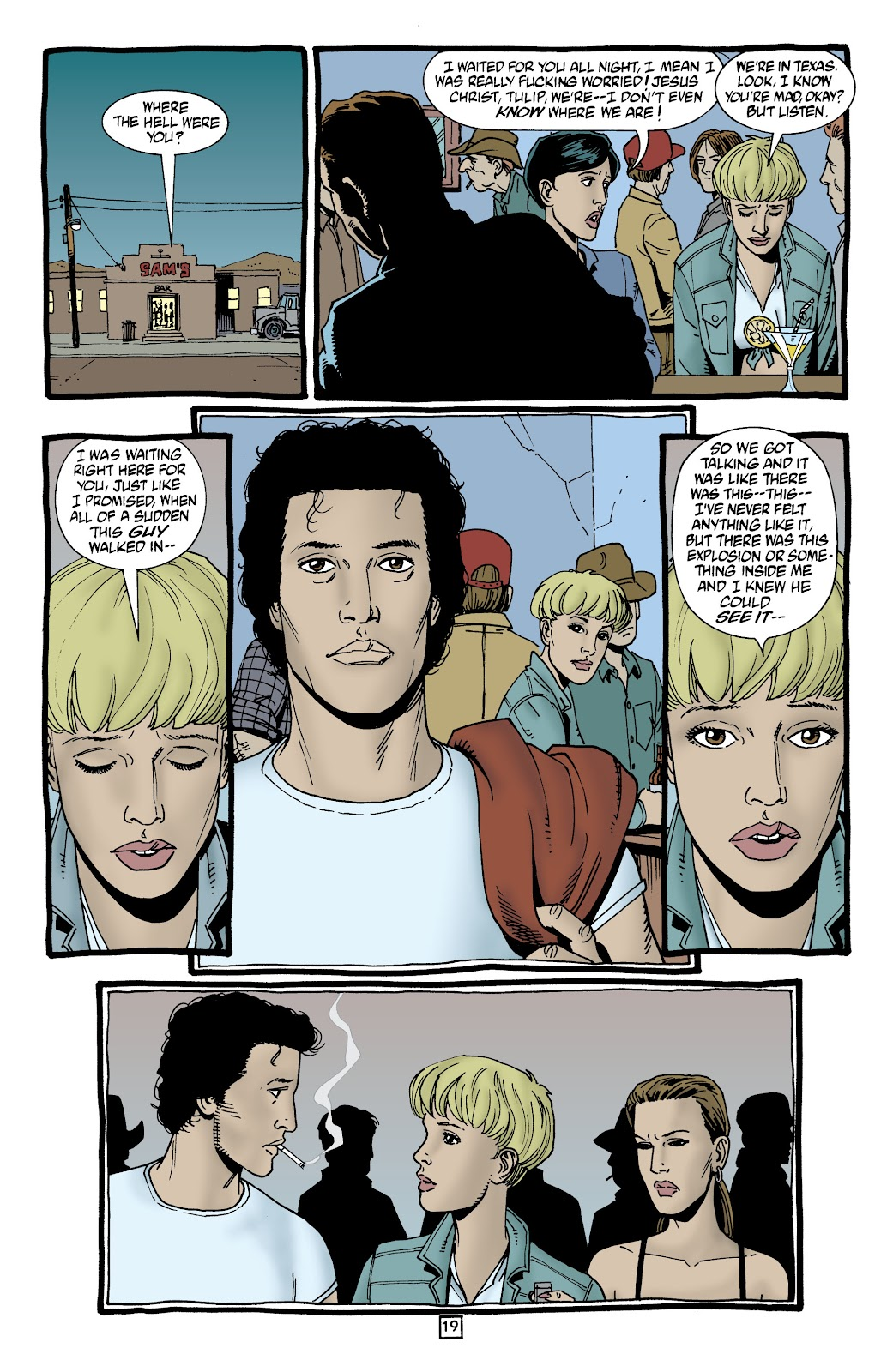 Preacher Issue #52 #61 - English 20