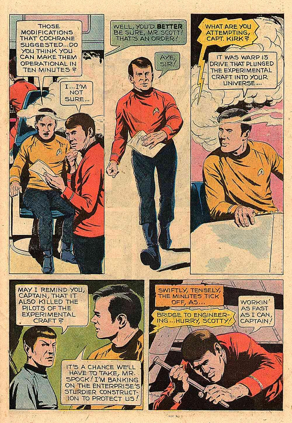 Star Trek (1967) #49 #49 - English 21