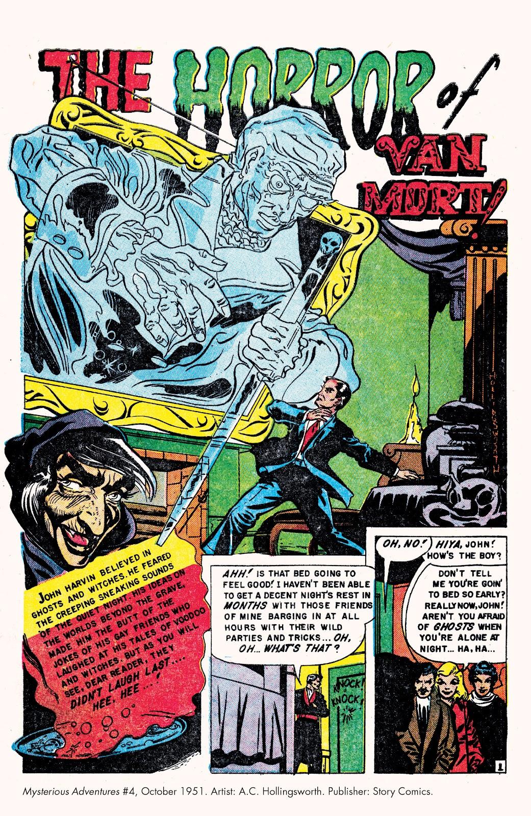 Haunted Horror Issue #20 #20 - English 3