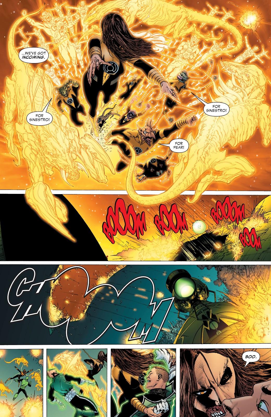 Green Lantern: The Sinestro Corps War Full #1 - English 35