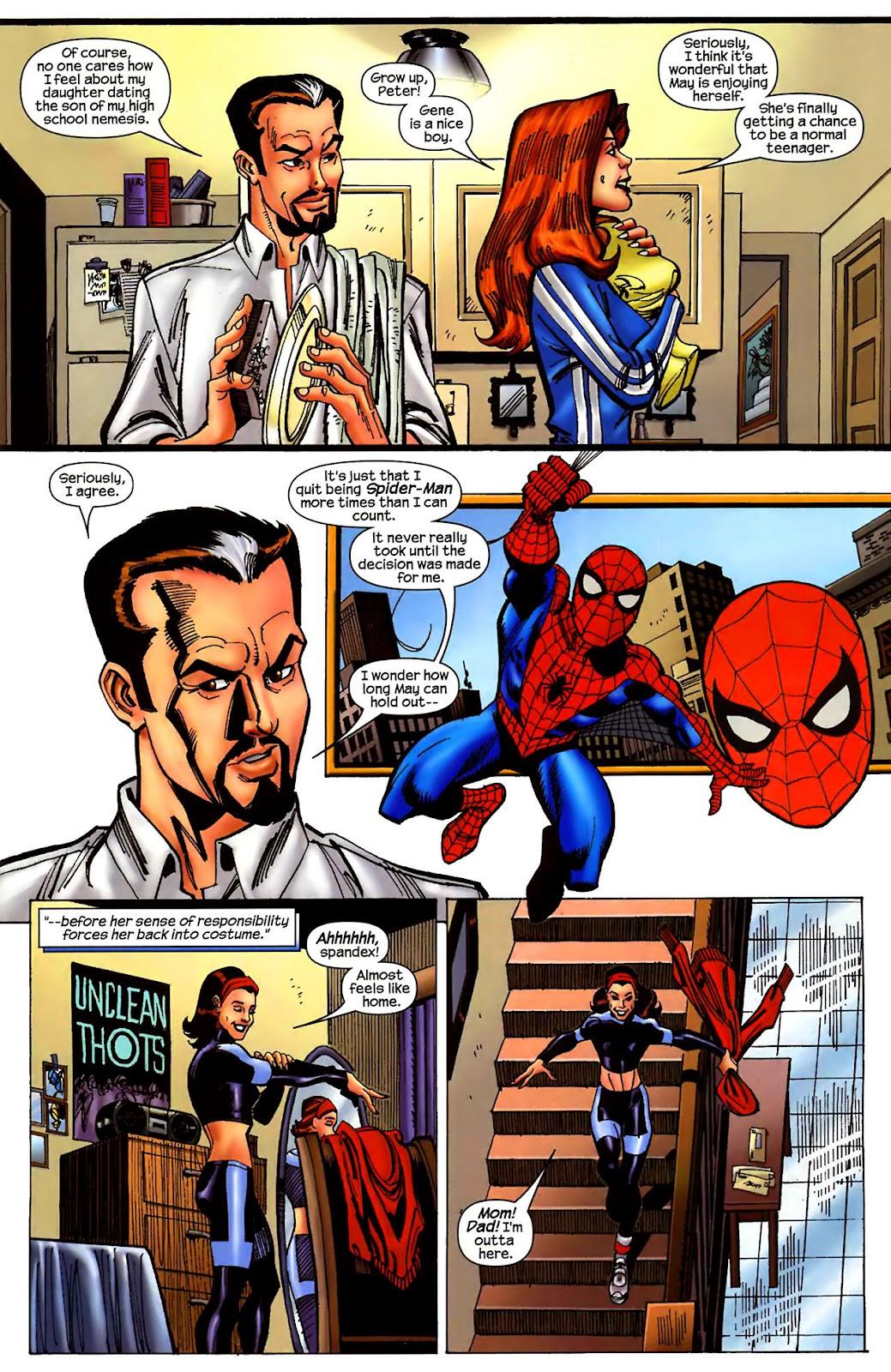 Amazing Spider-Girl Issue #1 #2 - English 13