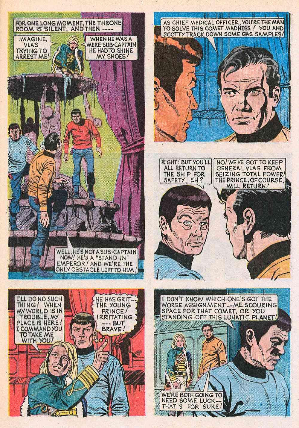 Star Trek (1967) Issue #20 #20 - English 16