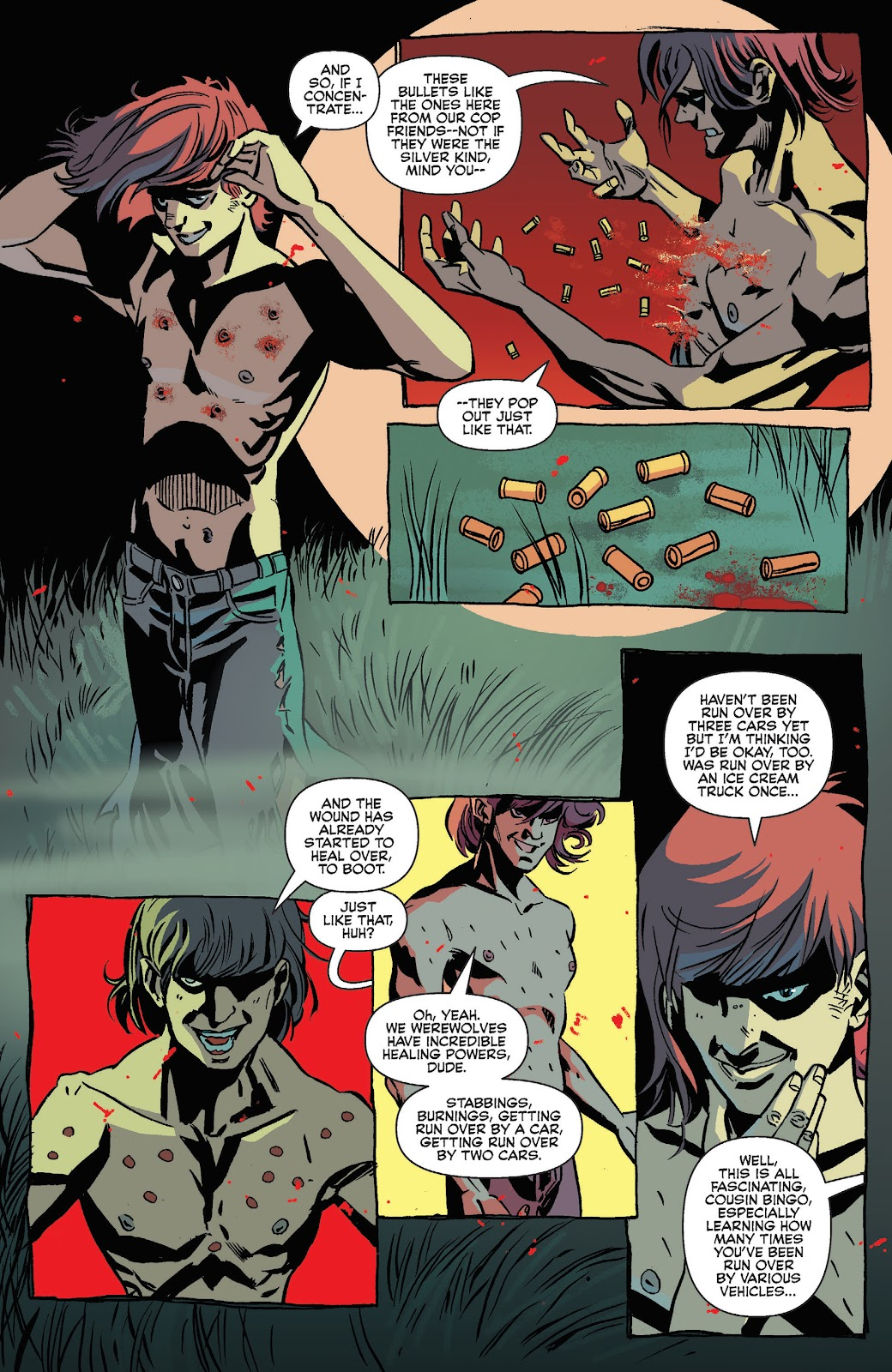 Jughead The Hunger Issue #3 #4 - English 3