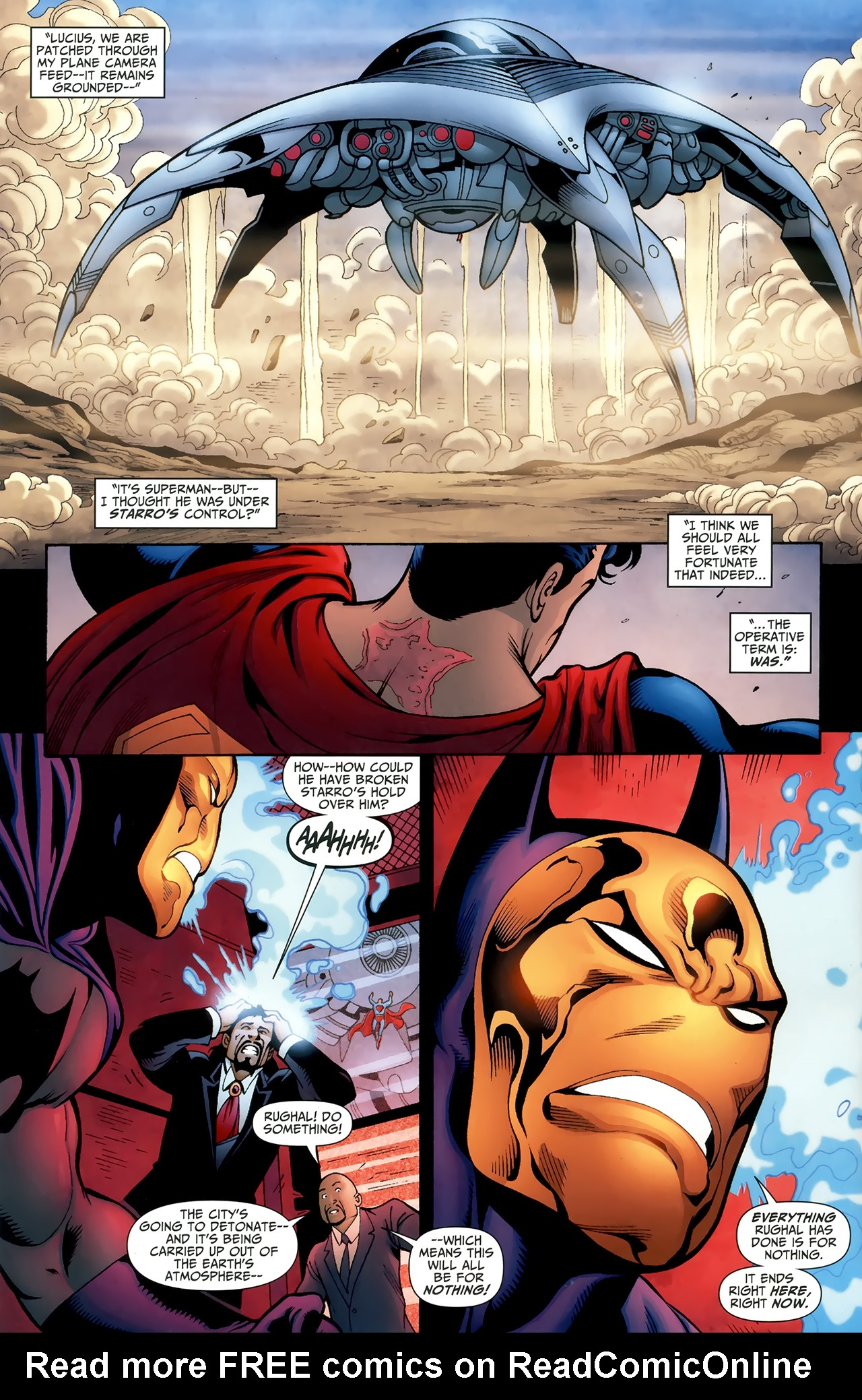 Read online Justice League of America/The 99 comic -  Issue #6 - 4