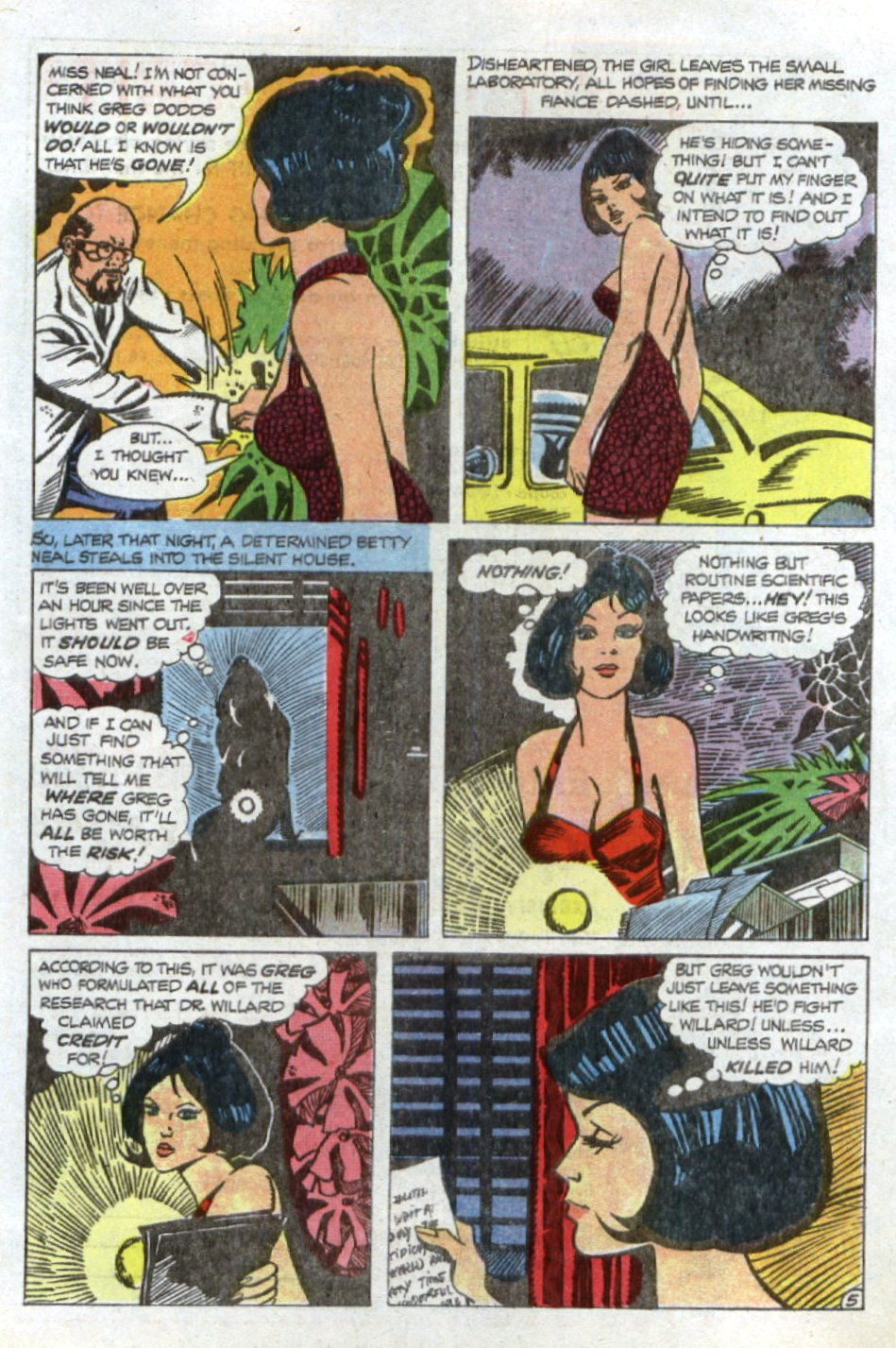 Read online Scary Tales comic -  Issue #44 - 16