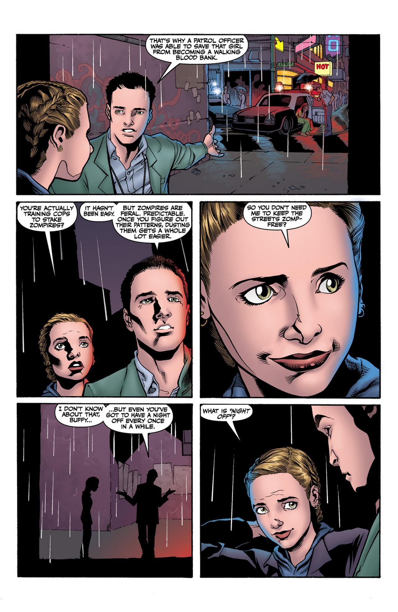 Read online Buffy the Vampire Slayer Season Nine comic -  Issue #11 - 22