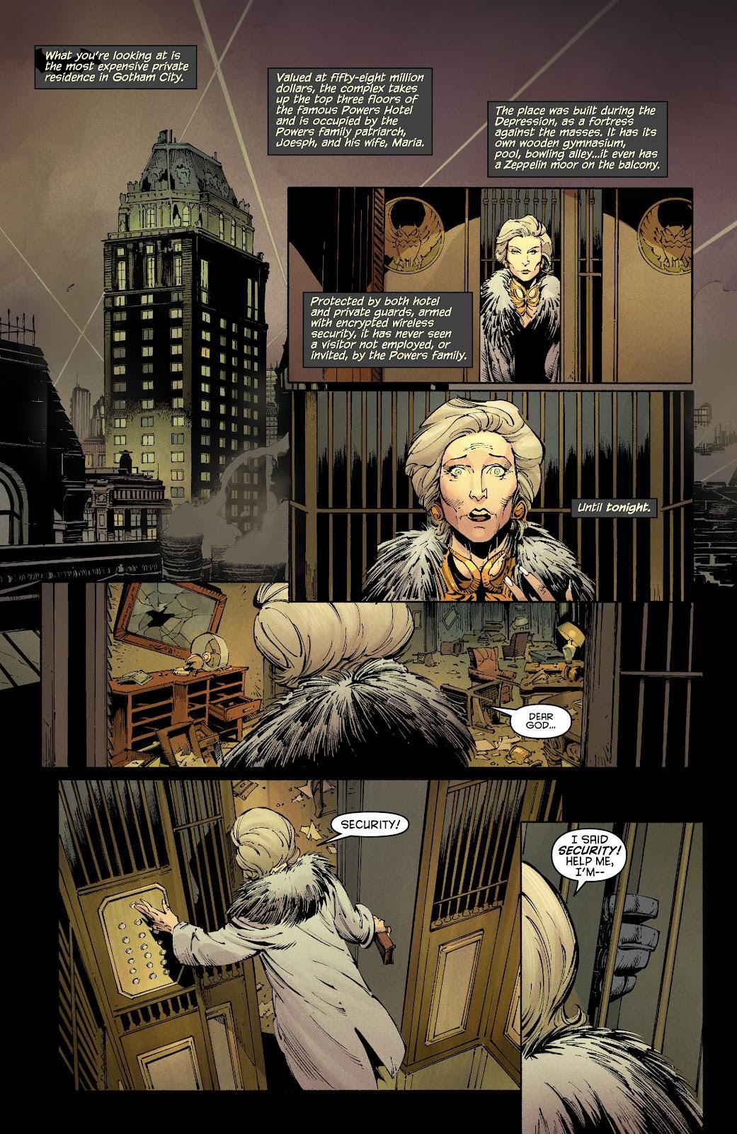 Batman (2011) Issue #10 #25 - English 2