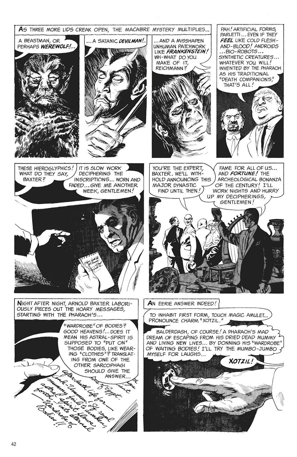 Creepy (2009) Issue #4 #4 - English 43