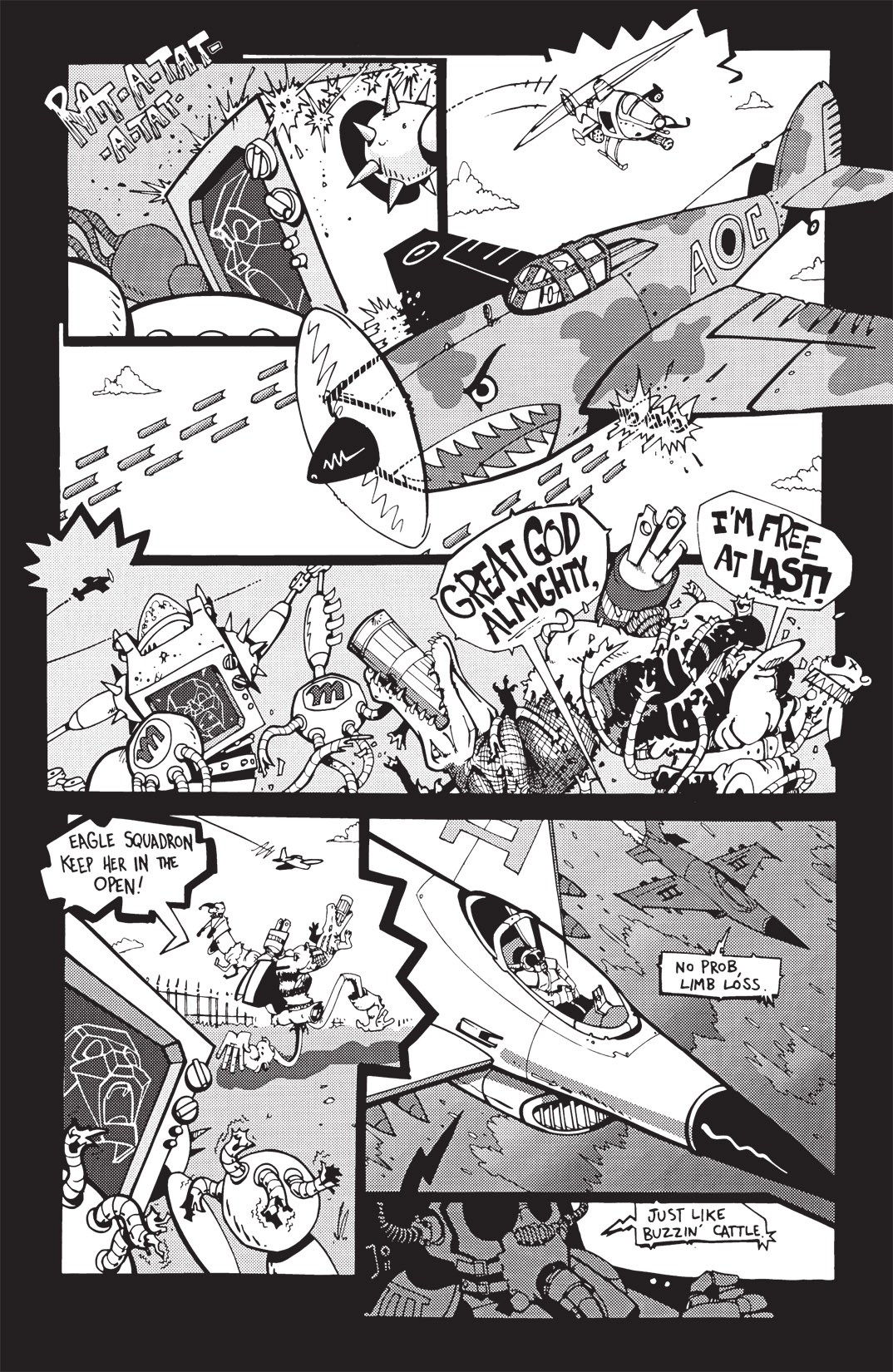 Read online Scud: The Disposable Assassin: The Whole Shebang comic -  Issue # TPB (Part 2) - 245