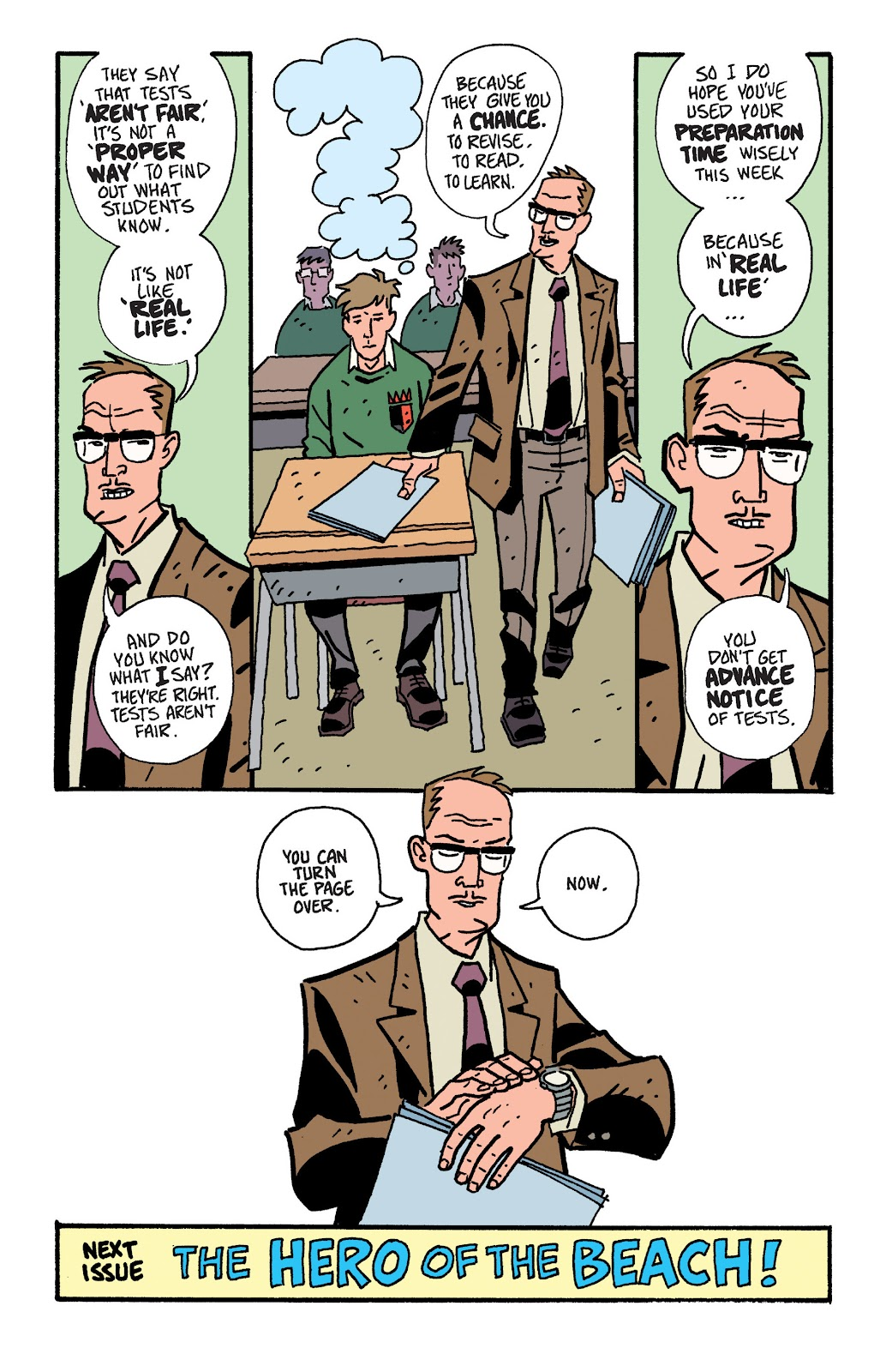 Mudman Issue #6 #6 - English 29