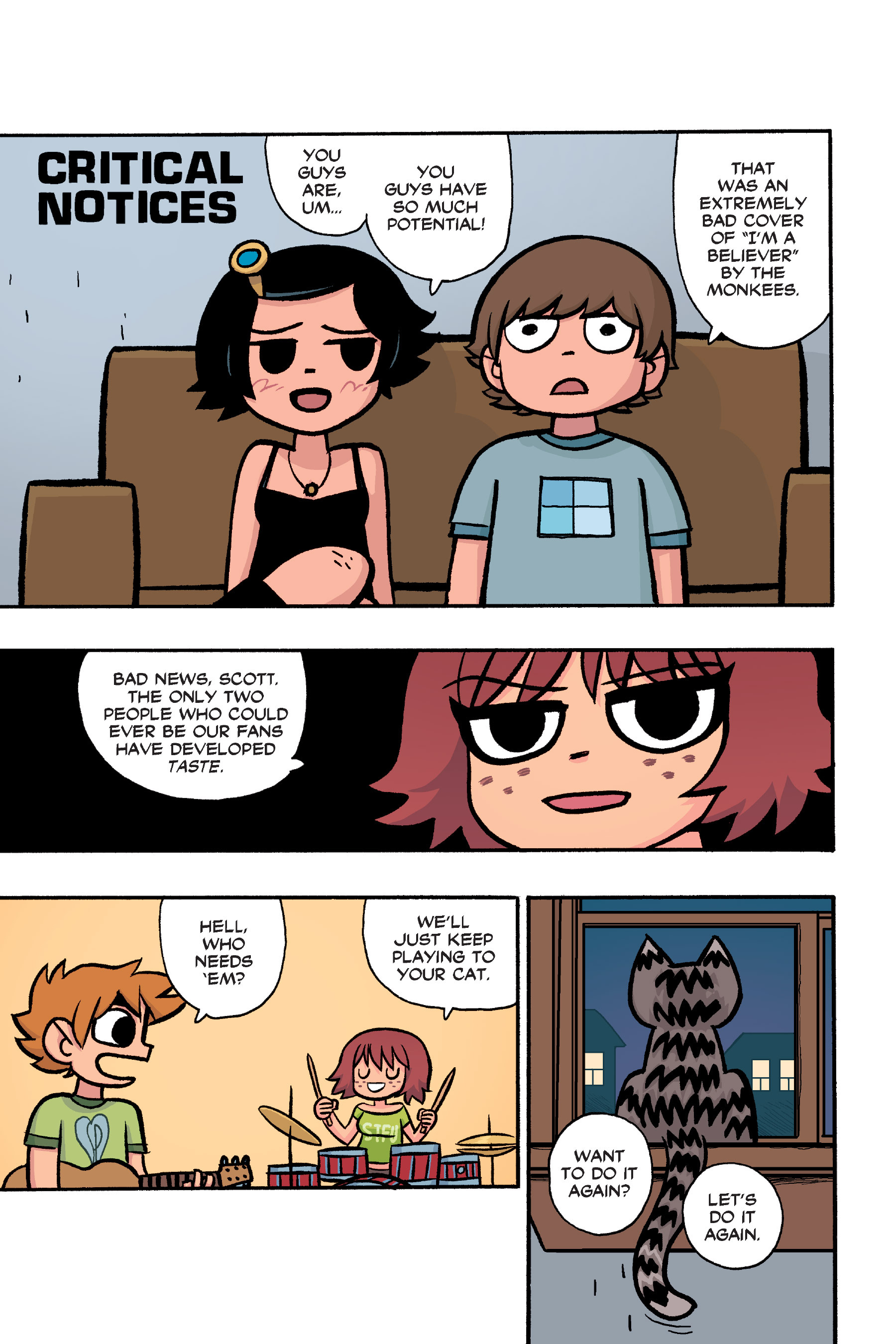 Read online Scott Pilgrim comic -  Issue #6 - 234