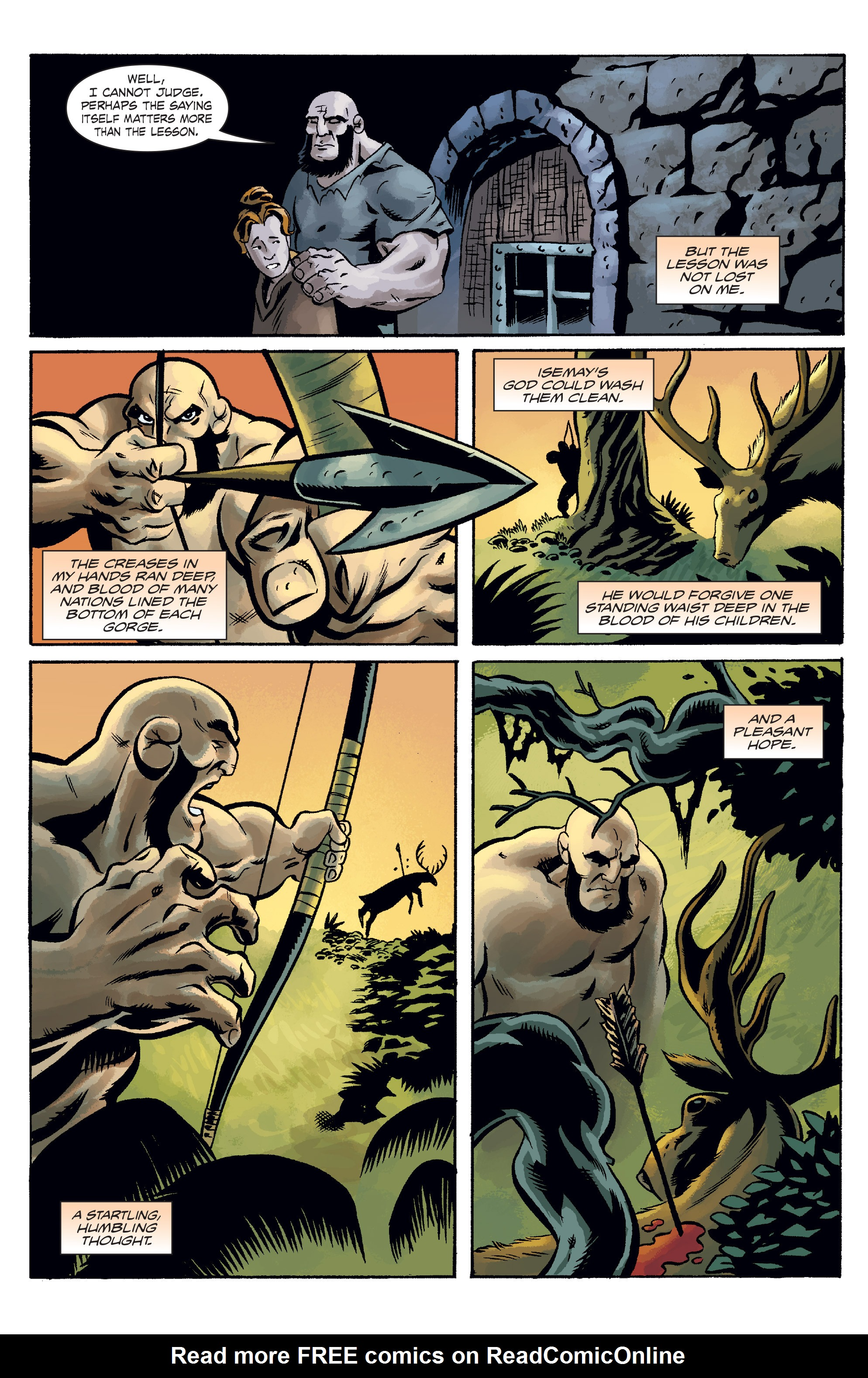 Read online The Anchor comic -  Issue # TPB 2 - 38