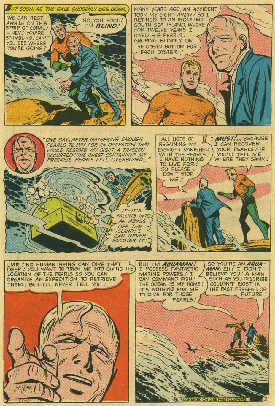 Aquaman (1962) Issue #47 #47 - English 24