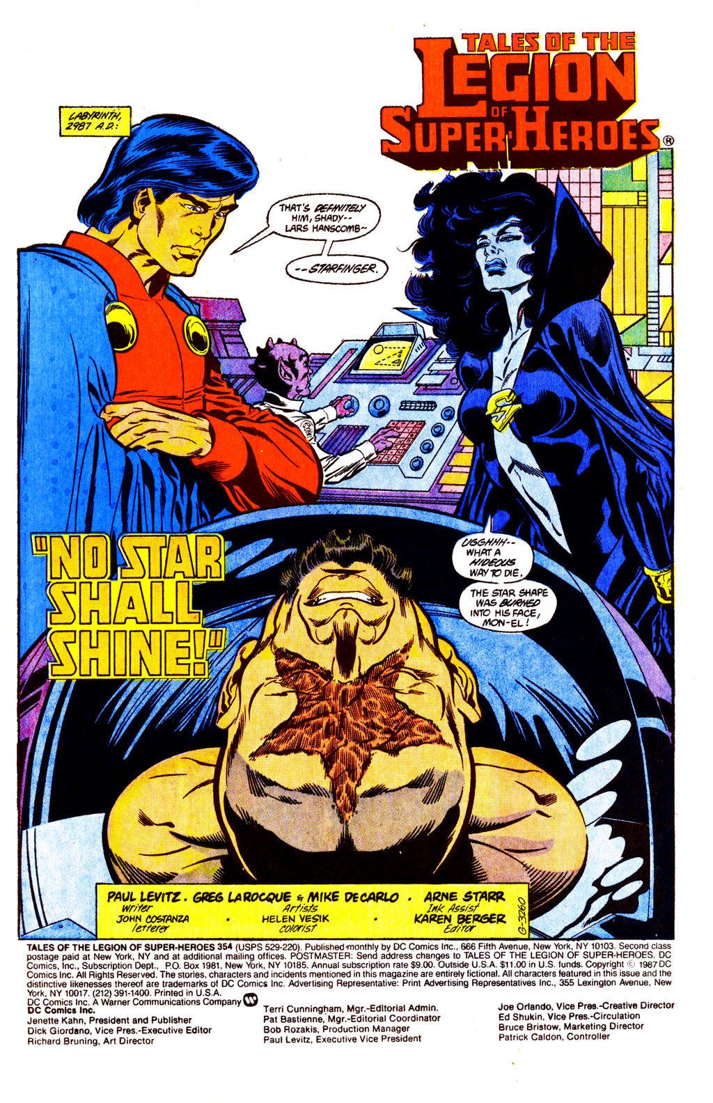 Tales of the Legion Issue #354 #41 - English 2