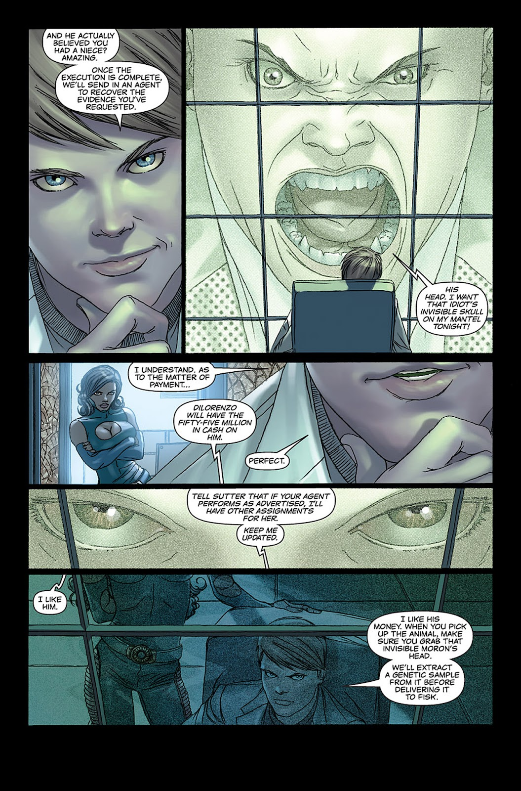 X-23: Target X Issue #3 #3 - English 14
