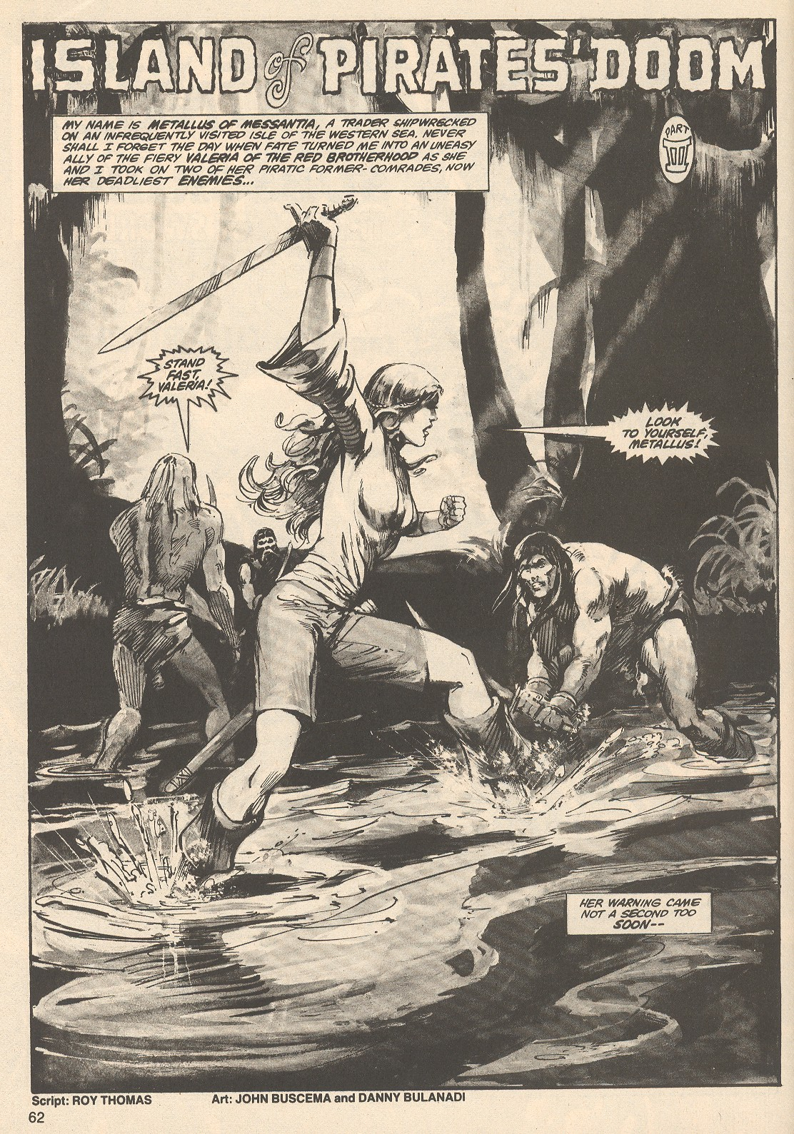 The Savage Sword Of Conan Issue #76 #77 - English 62