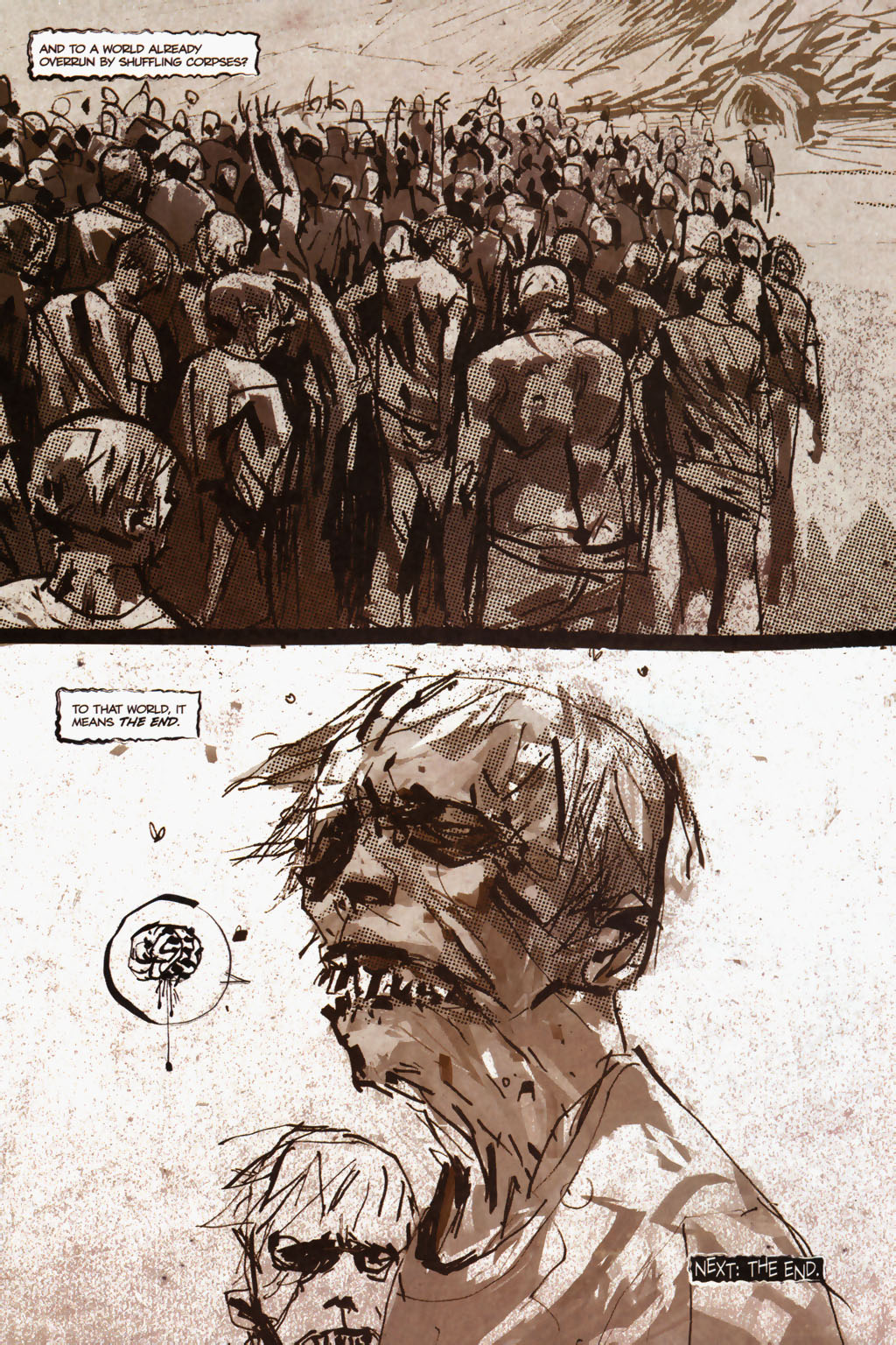 Zombies vs. Robots (2006) Issue #1 Page 24
