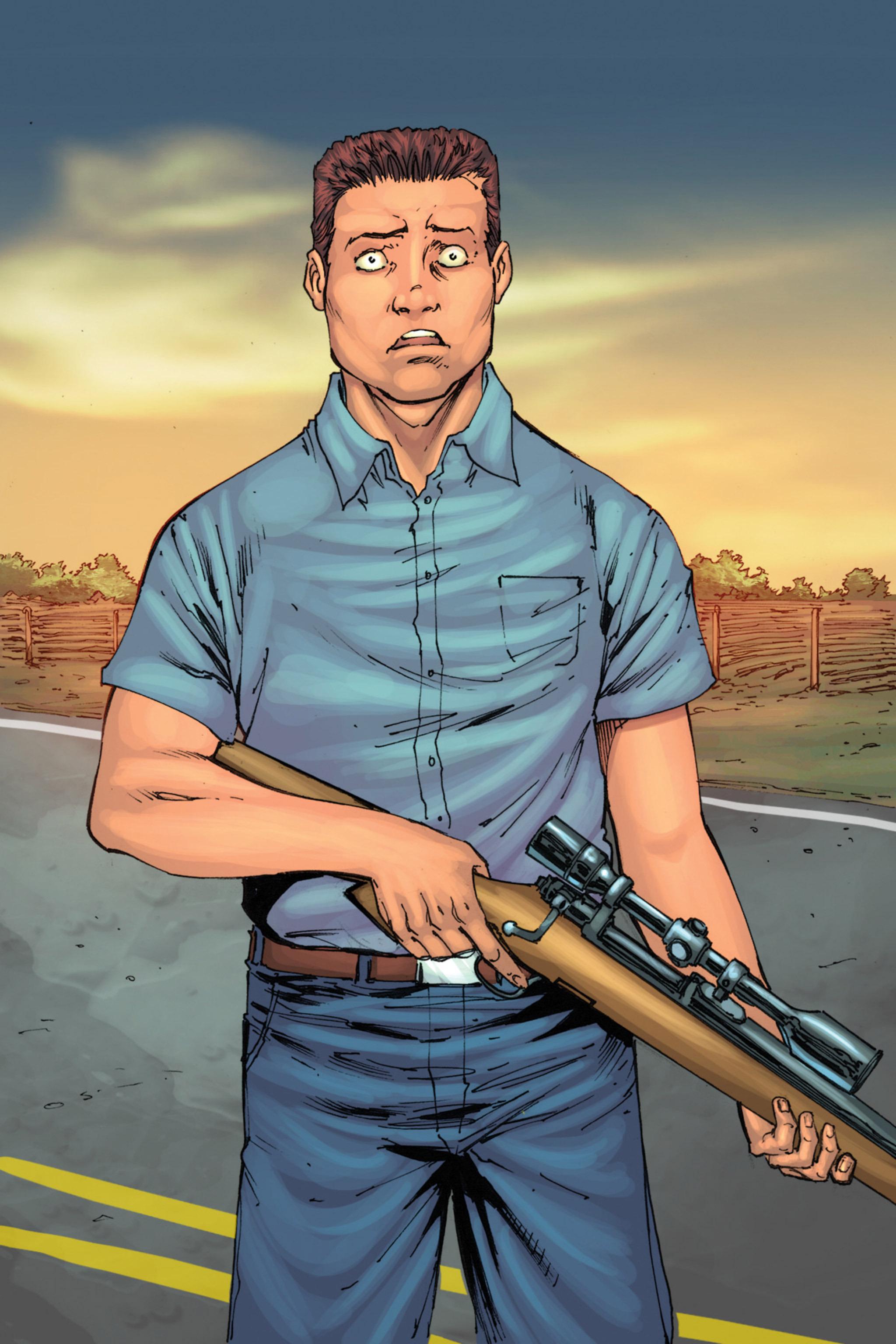 Read online Z-Men comic -  Issue #1 - 21