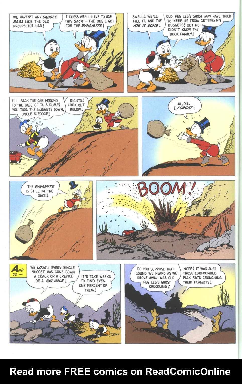 Uncle Scrooge (1953) Issue #334 #334 - English 46