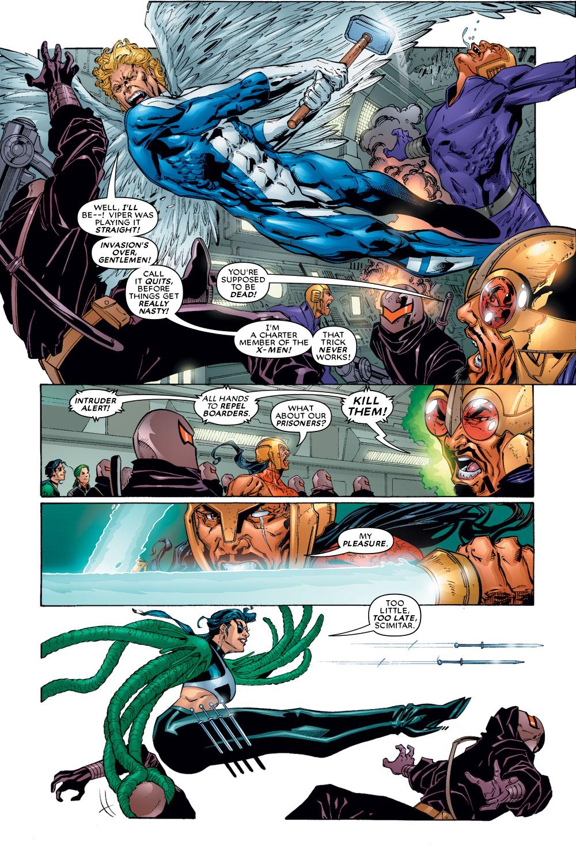 Excalibur (2004) Issue #13 #13 - English 16
